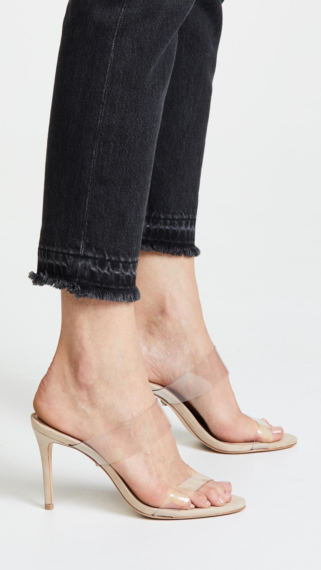 de19ec9772 Schutz Ariella Strappy Sandals - Lyst