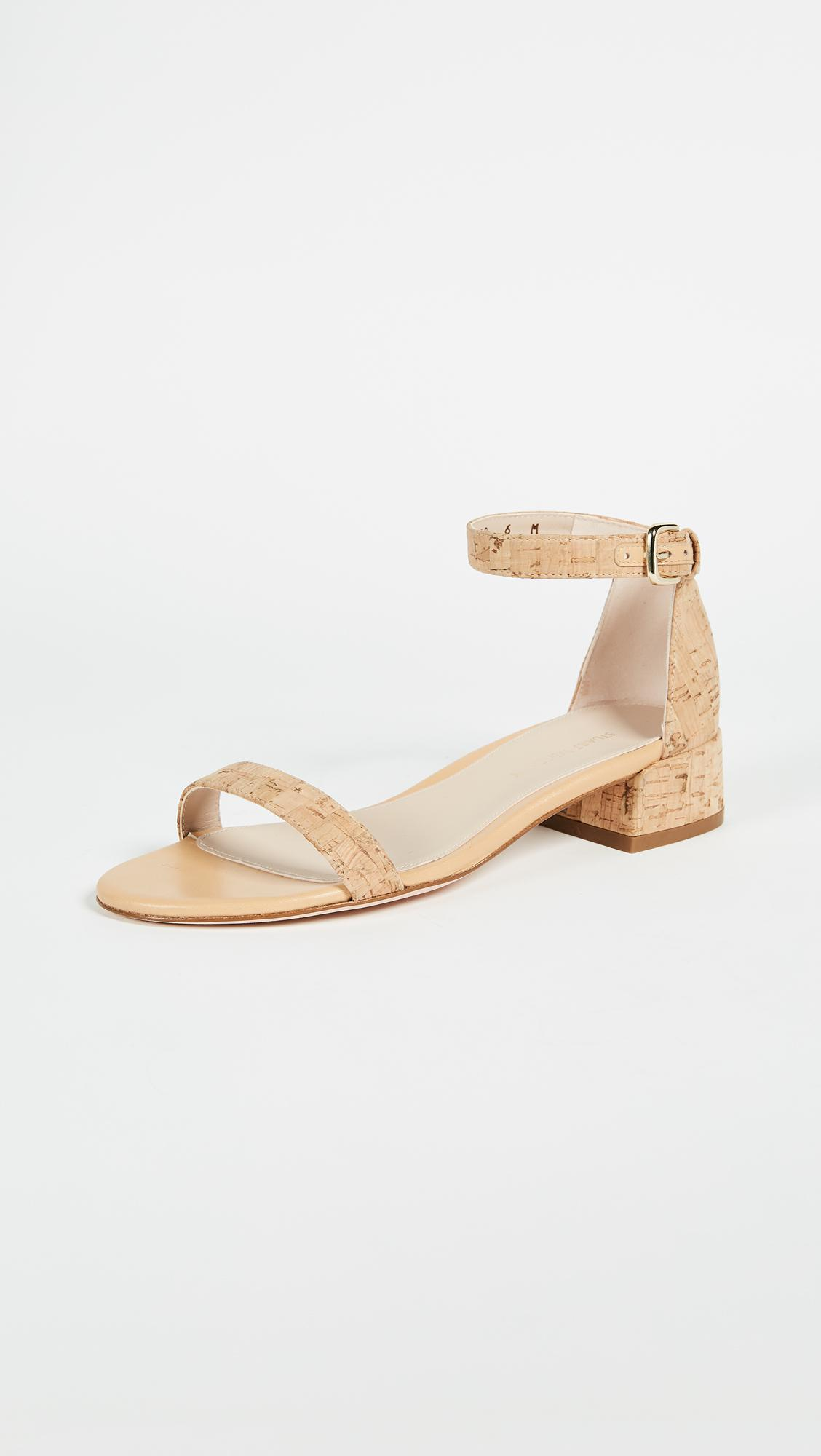 Stuart Weitzman Experience Woven Sandals w/ Tags with mastercard cheap online clearance factory outlet cheap popular T70y1