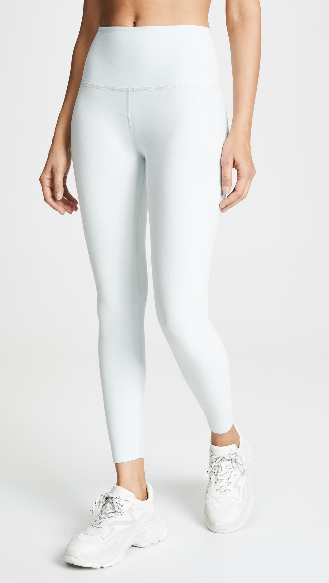 9d4b557d4692a9 Beyond Yoga. Women's Space Dye Caught In The Midi Leggings