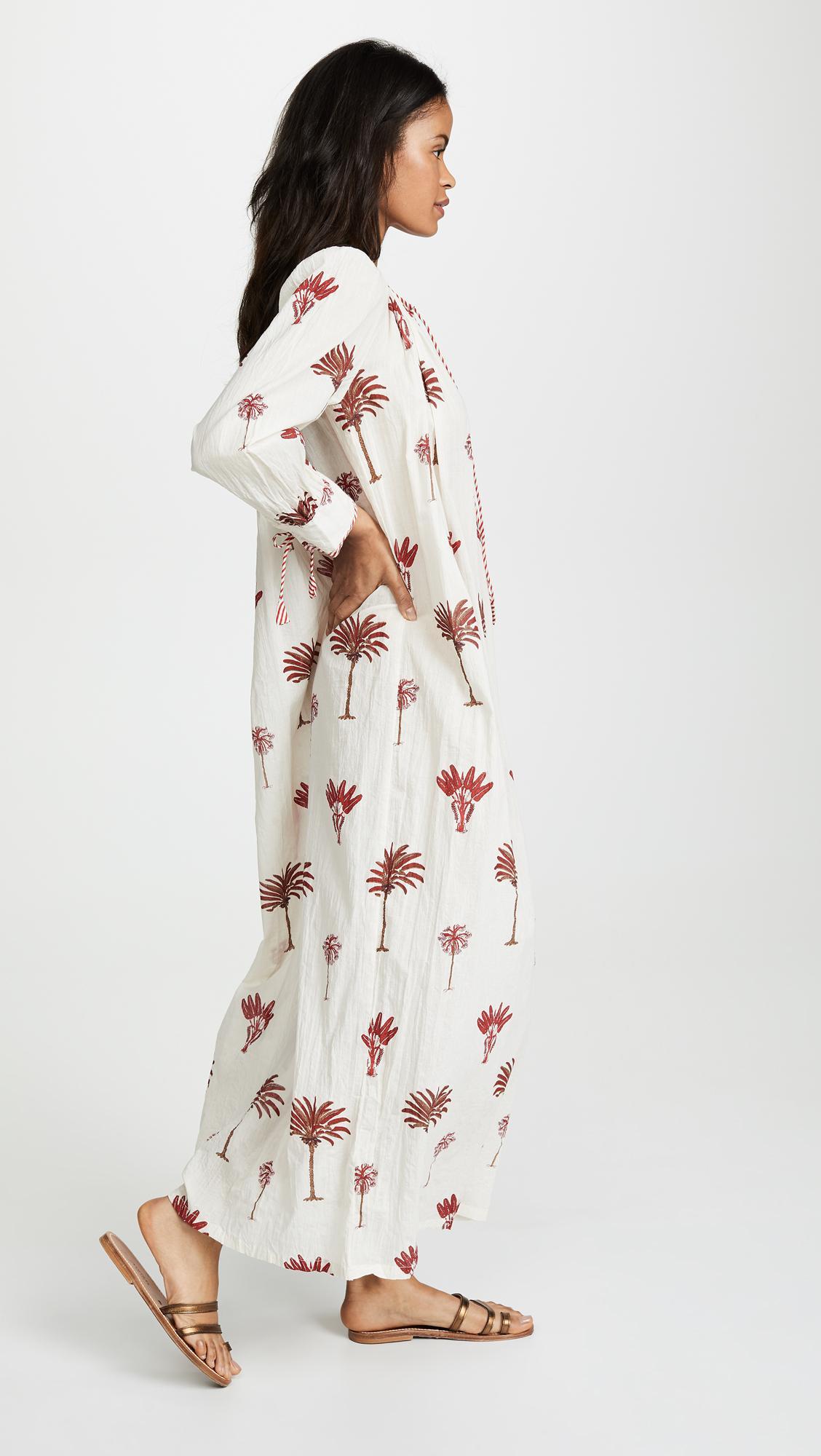 Antik Batik - Multicolor Palmio Long Dress - Lyst. View fullscreen 39a2b101a