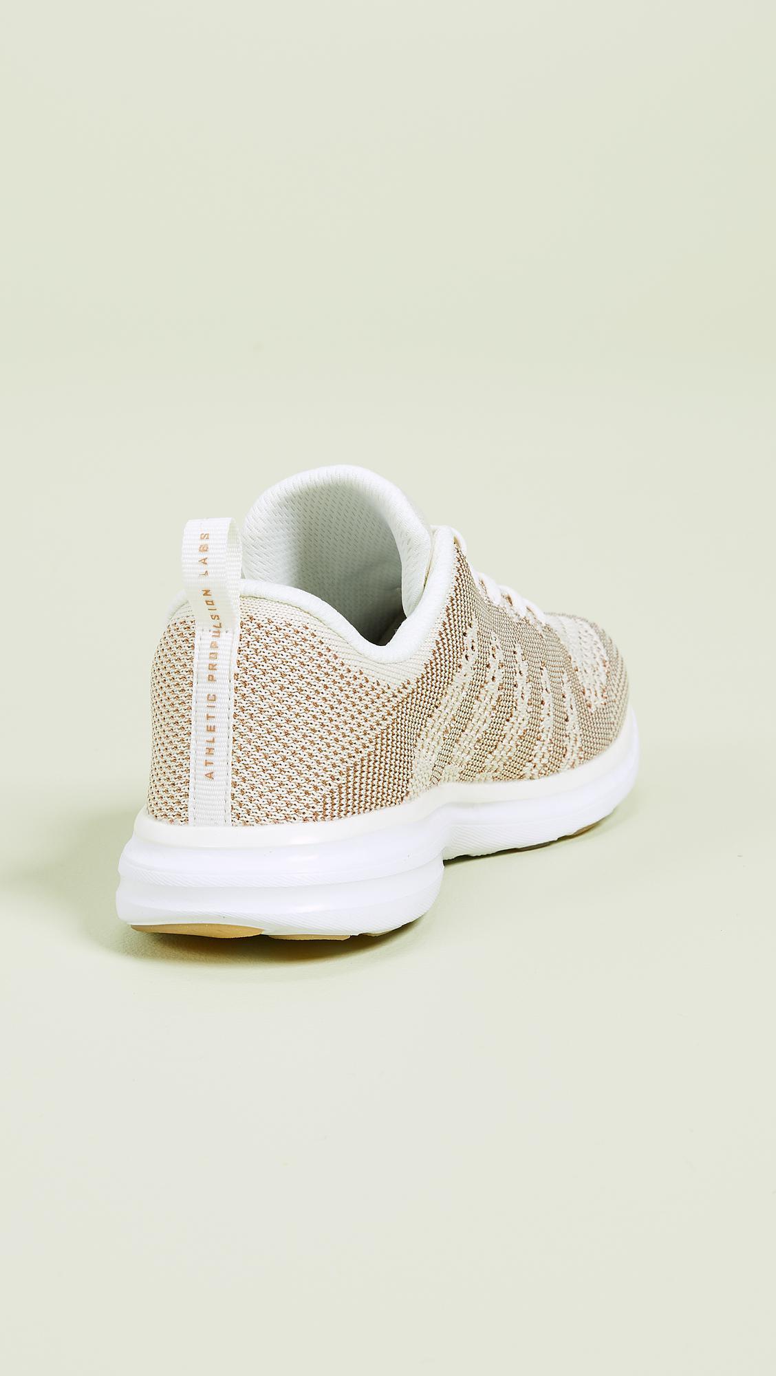 df3beb5def24 Apl  Athletic Propulsion Labs - White Techloom Pro Sneakers - Lyst. View  fullscreen