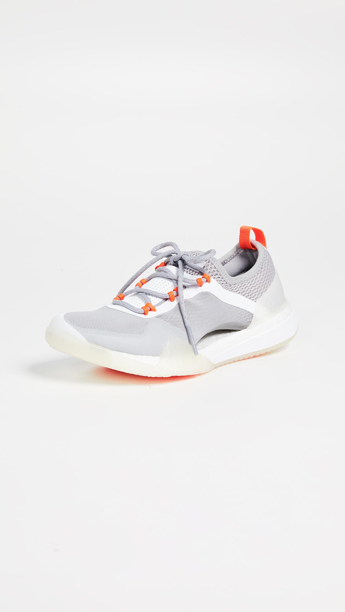 d045a466d6f5ee Lyst - adidas By Stella McCartney Pureboost X Tr 3.0 Sneakers in White