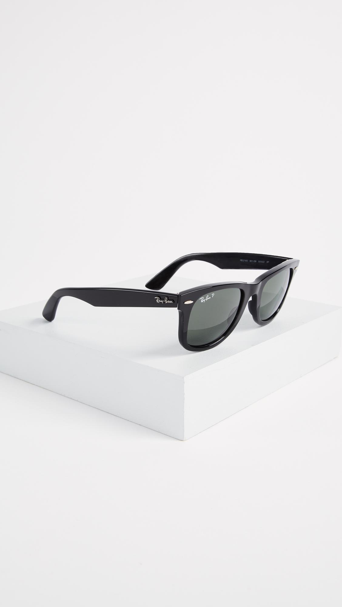 d17c1c1e0a Ray Ban Rb2140 A Original Wayfarer Asian Fit 902 57