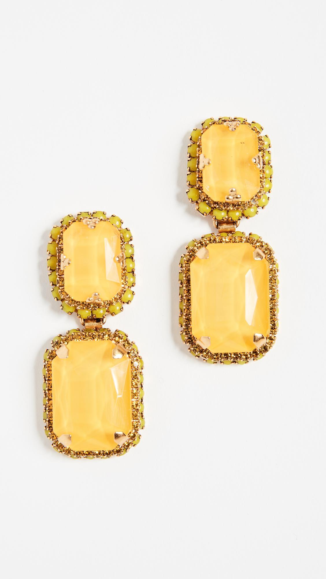 Elizabeth Cole Zelig Earrings Sj5qsQ27