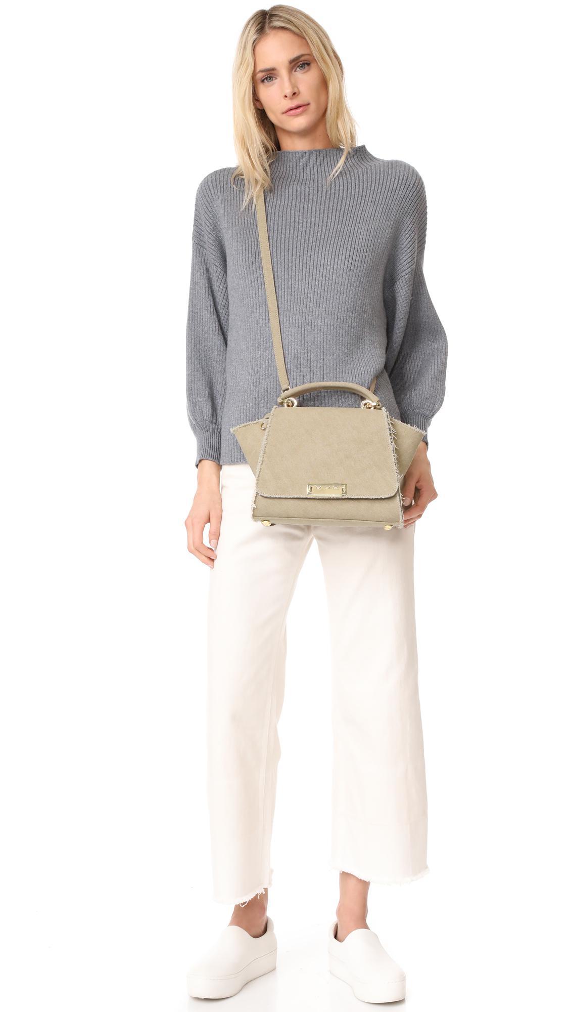 Lyst - Zac Zac Posen Eartha Iconic Soft Top Handle Convertible Backpack 48100c4c188aa