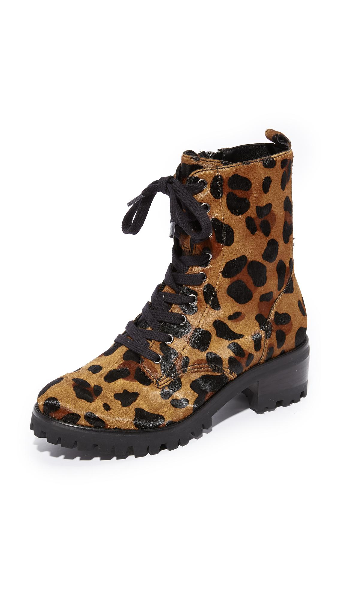 Women's Zumira Lace Up Combat Boots