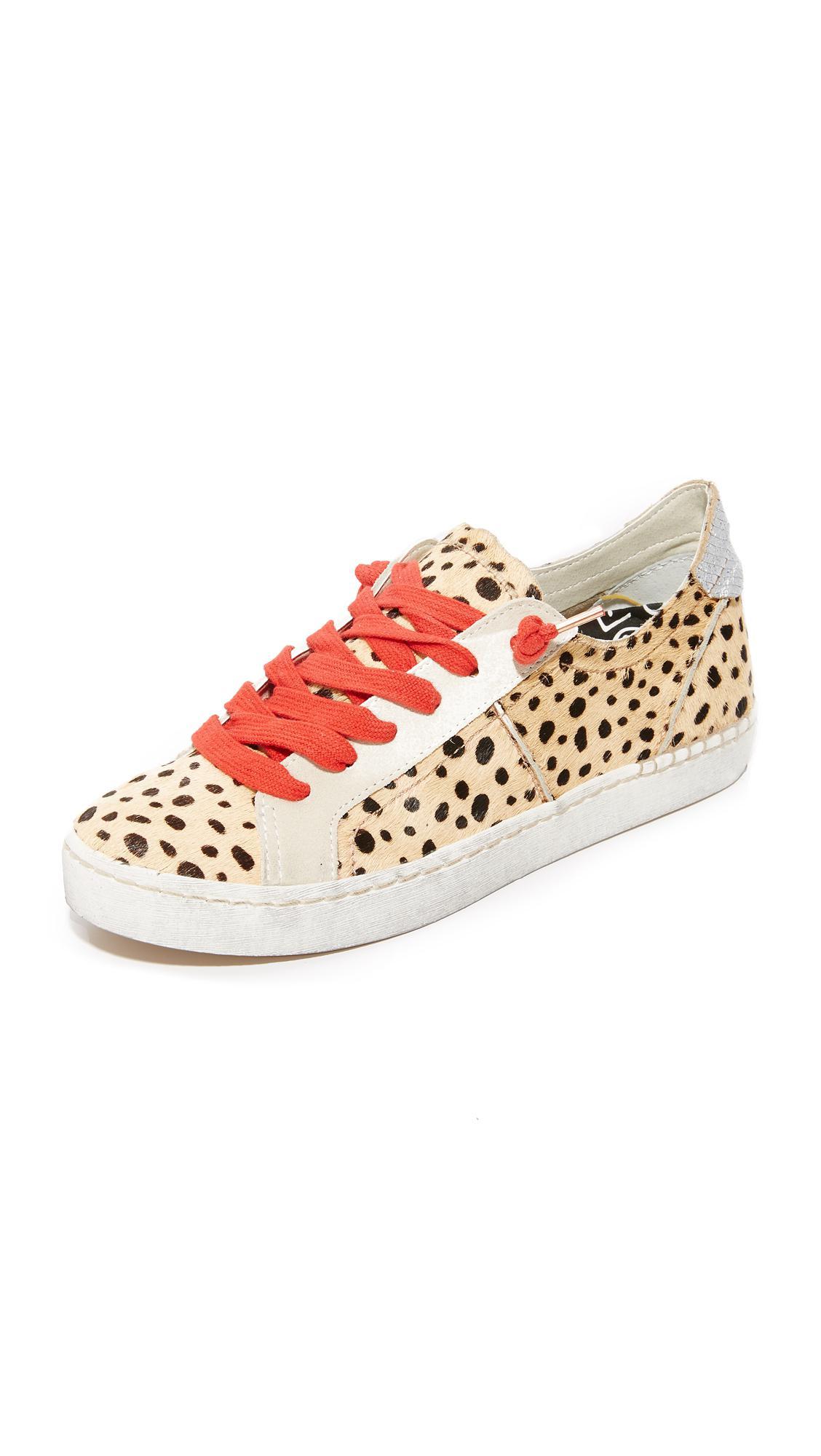 59d204d9df0b Dolce Vita Zalen Haircalf Sneakers - Lyst