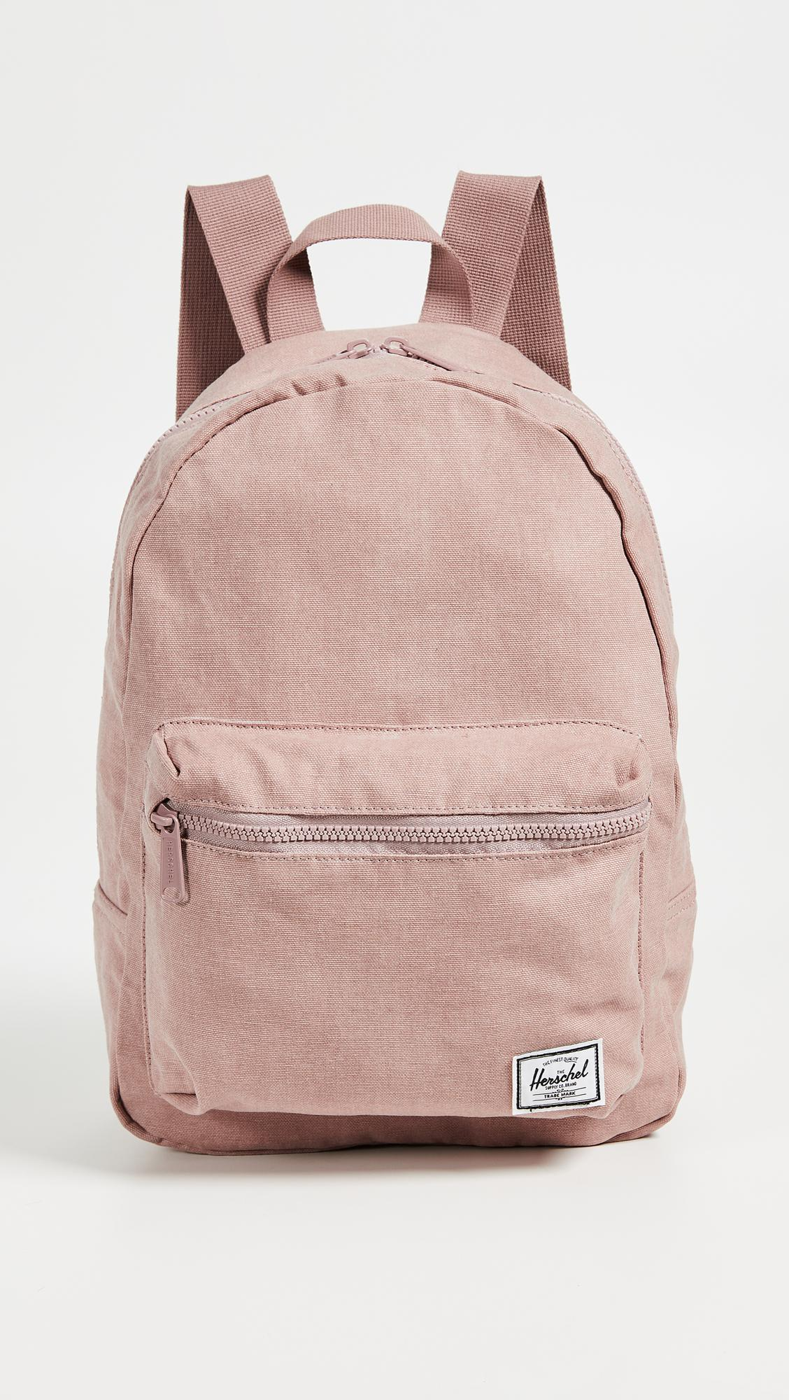 1288c07680a Herschel Supply Co. Cotton Casual Grove X-small Backpack in Pink - Lyst