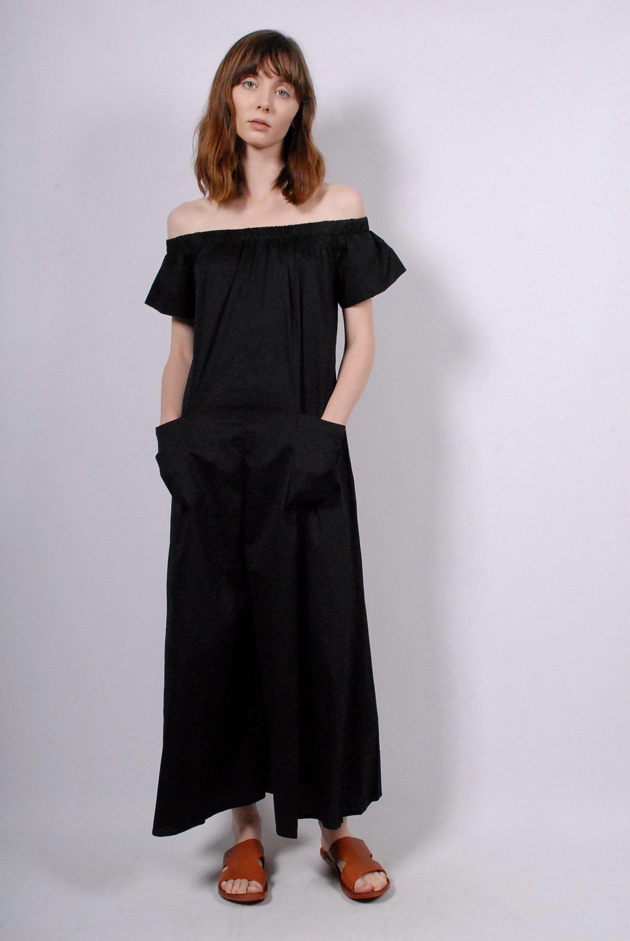 8221c76057e Lyst - Mara Hoffman Blanche Jumpsuit in Black
