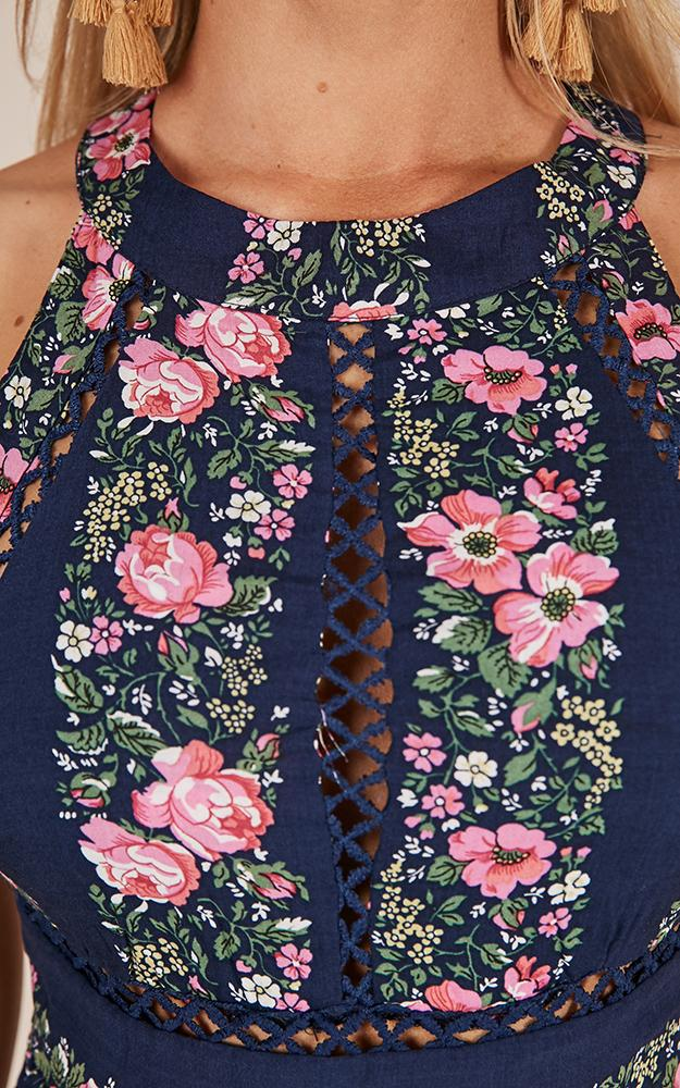 70786a26611c ... Run Alone Maxi Dress - Lyst. View fullscreen