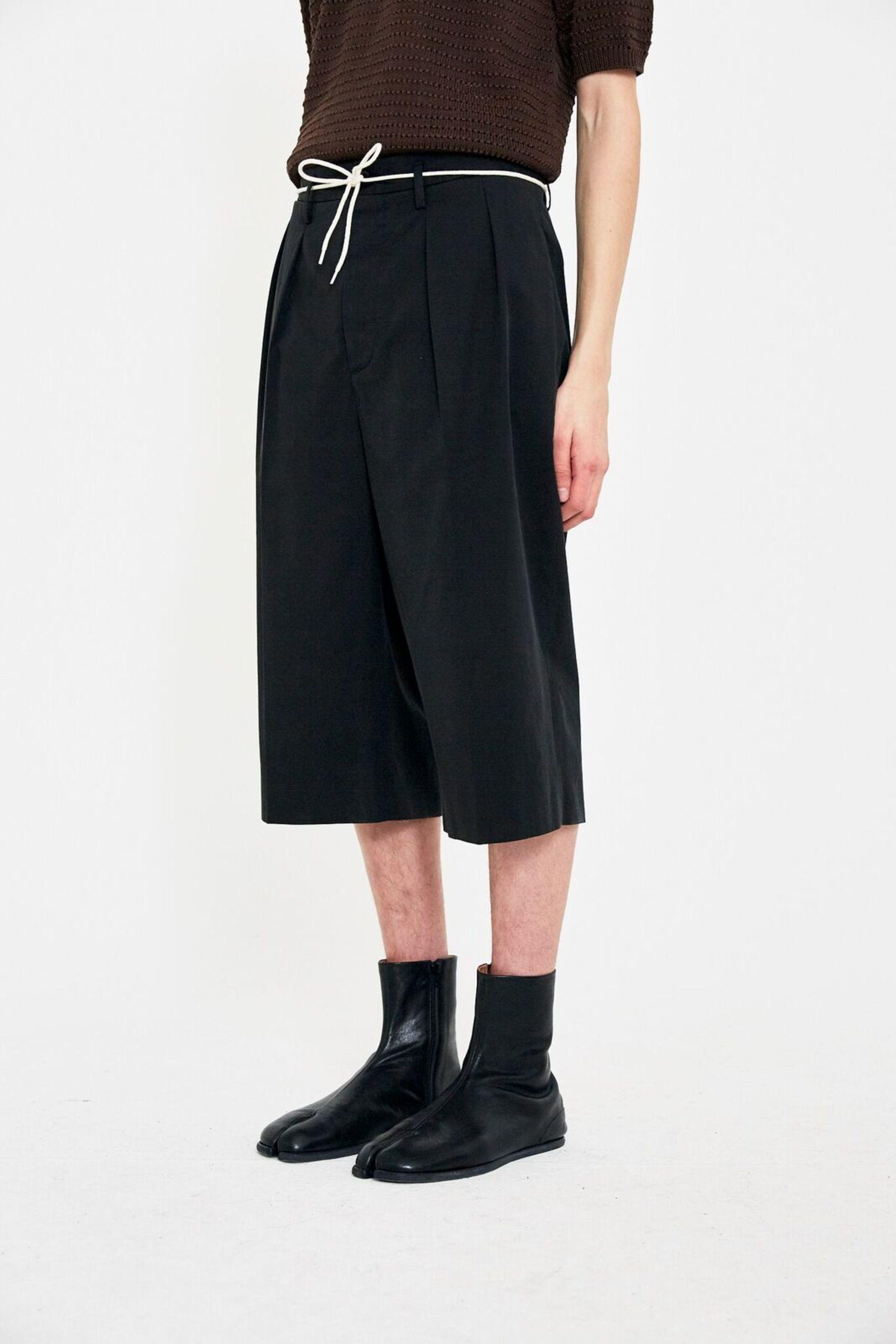 tailored shorts - Black Maison Martin Margiela nHtCYan6S