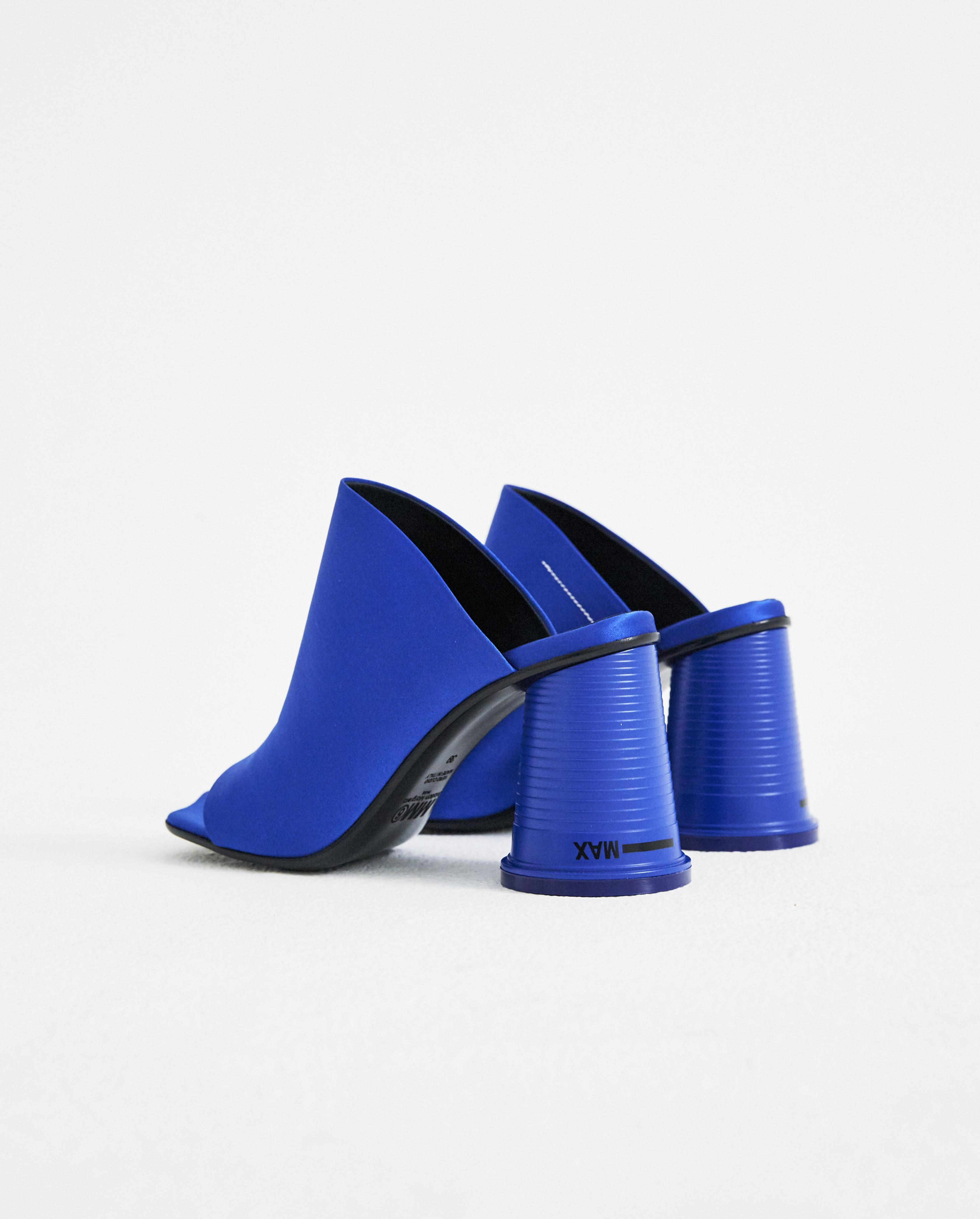 Maison Martin Margiela Satin Cup To Go Sandals Outlet Looking For kvESVGwg