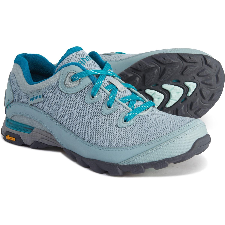 301dc105630 Women's Gray Sugarpine Ii Air Mesh Hiking Shoes