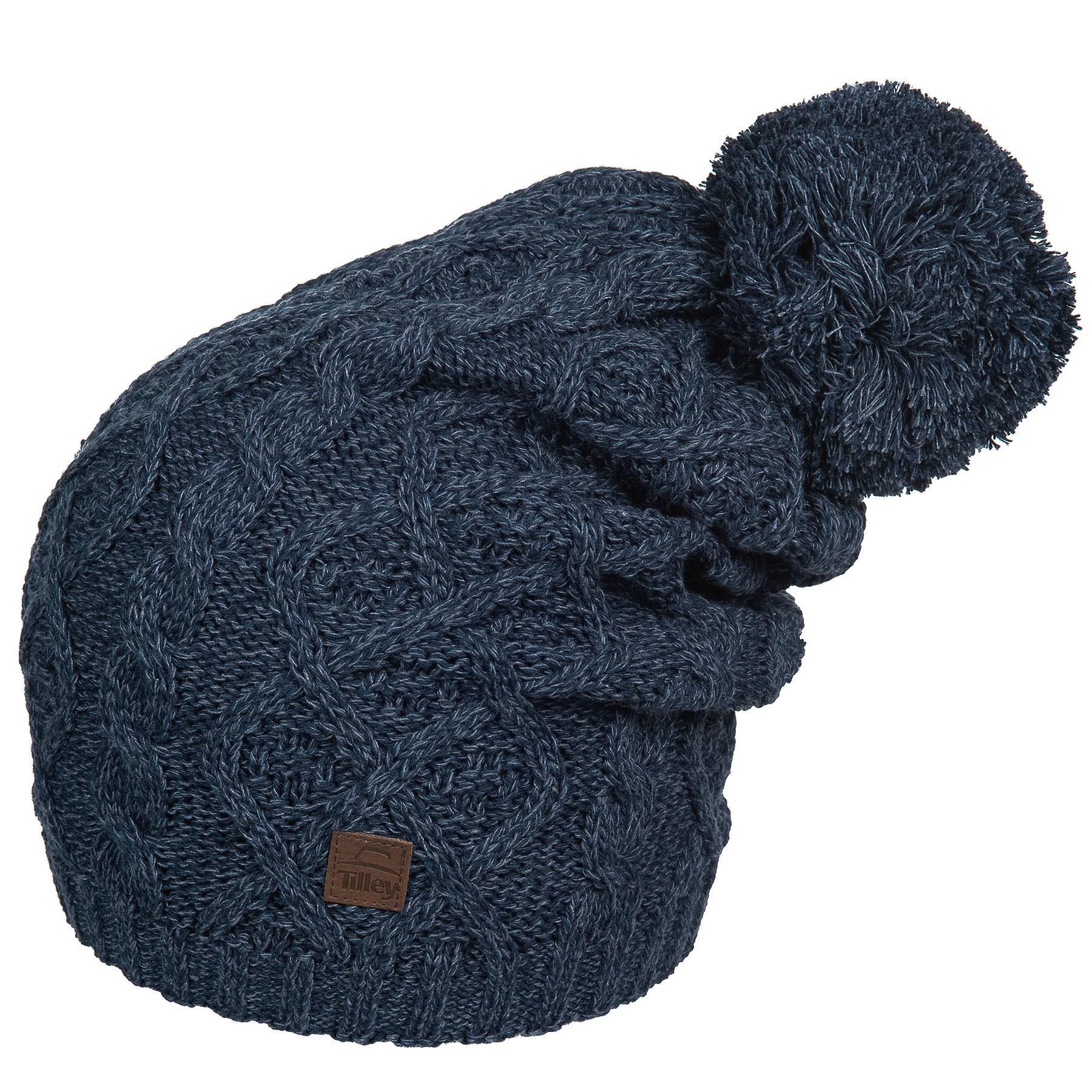 2b4823676eedd Tilley Aspen Toque Hat (for Women) in Blue - Lyst