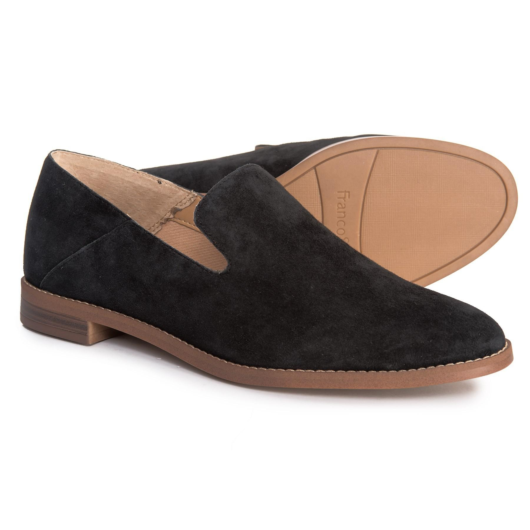 ab77e1f4bd5 Lyst franco sarto haylee loafers in black save jpg 1800x1800 Franco sarto  black loafers