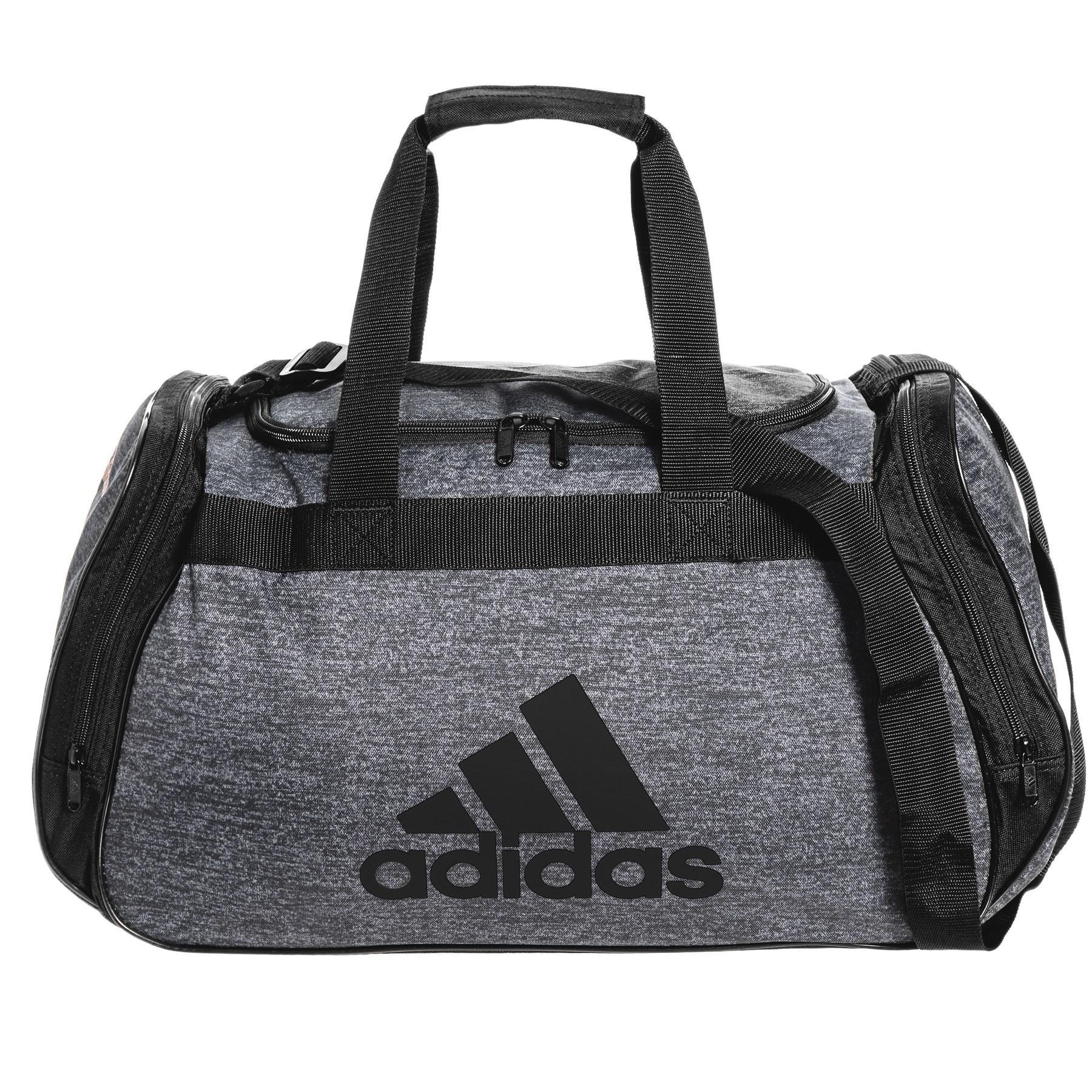 Lyst - Adidas Diablo Medium Ii Duffel Bag in Black for Men 53d05a61ec6b9
