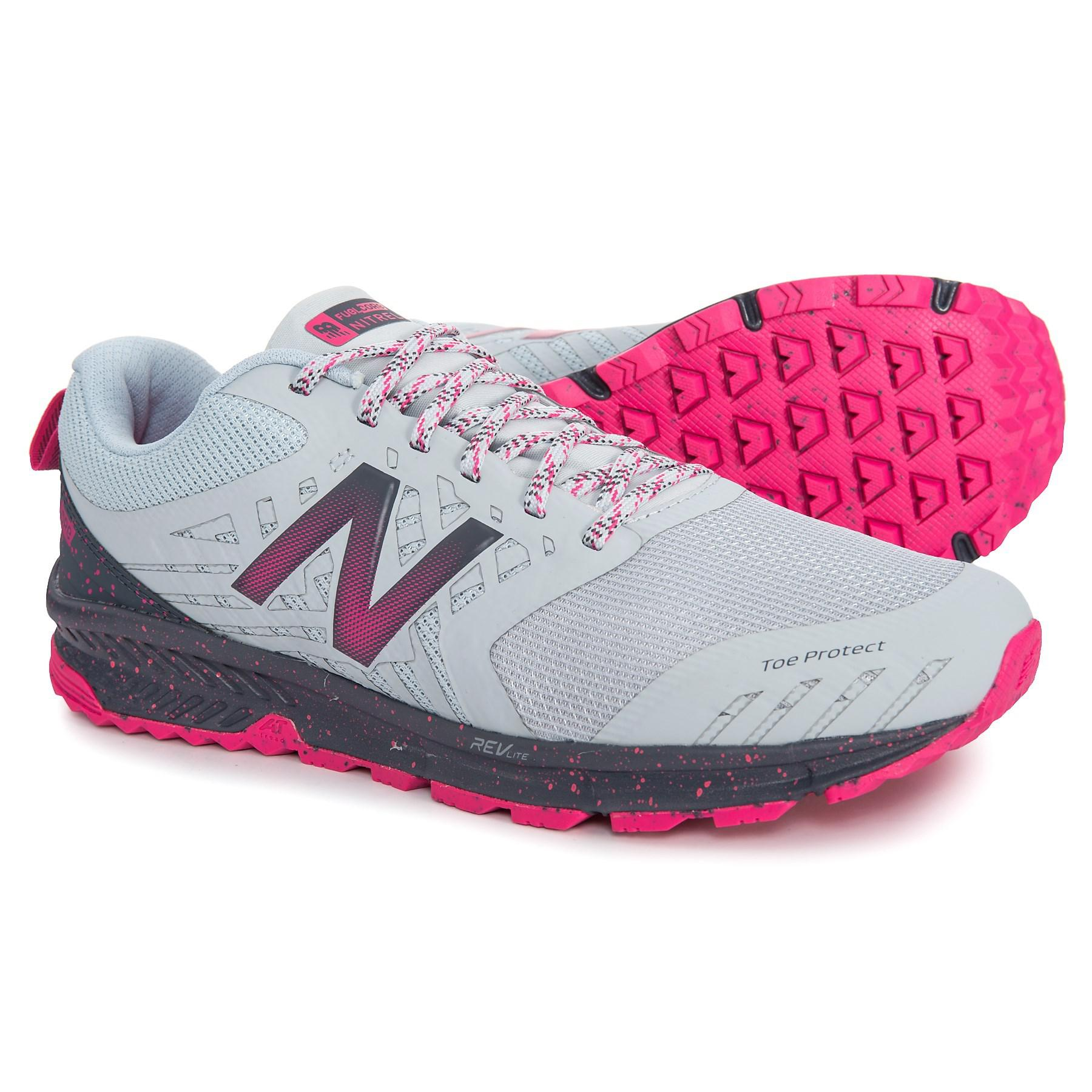 c77f140bee New Balance Fuelcore Nitrel Trail Running Shoes (for Women) - Lyst