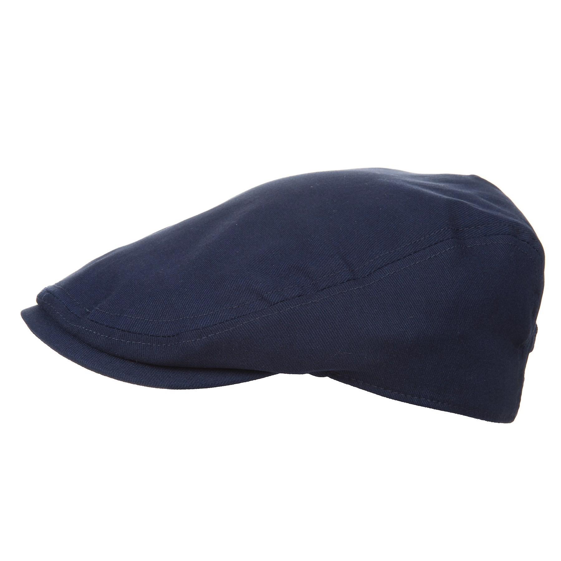 Lyst - Levi s Stretch Denim Flat Top Ivy Cap in Blue for Men 372f6e46105e