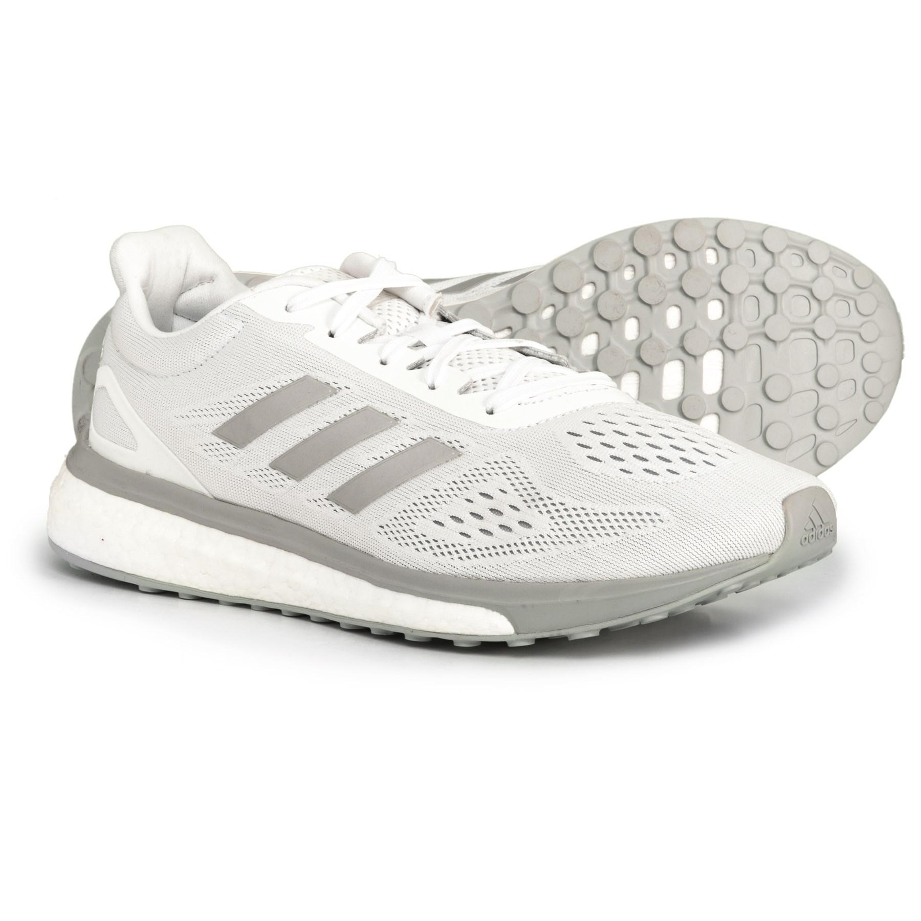 c7dfc4d4300e13 Lyst - Adidas Response Limited Running Shoes (for Women) in Metallic