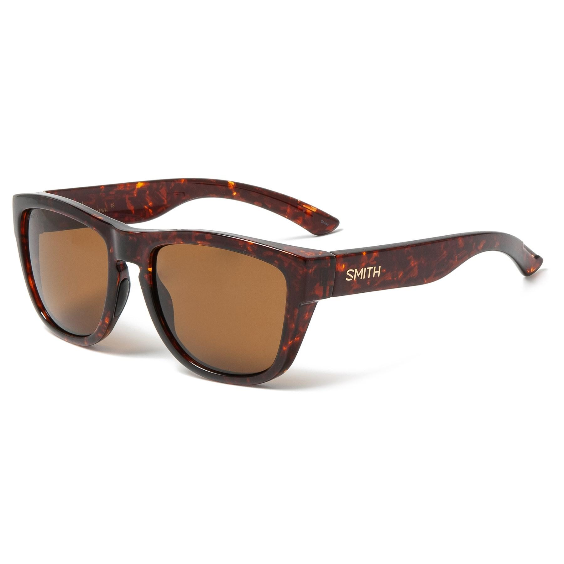8f6e622cf49d8 Lyst - Smith Optics Clark Sunglasses in Brown for Men