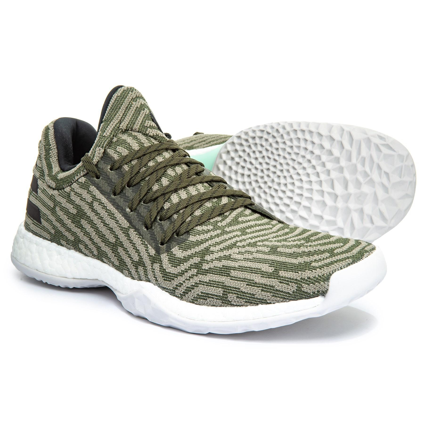 66f0a6d3b3b Lyst - adidas Harden Volume 1 Ls Primeknit Basketball Shoes (for Men ...