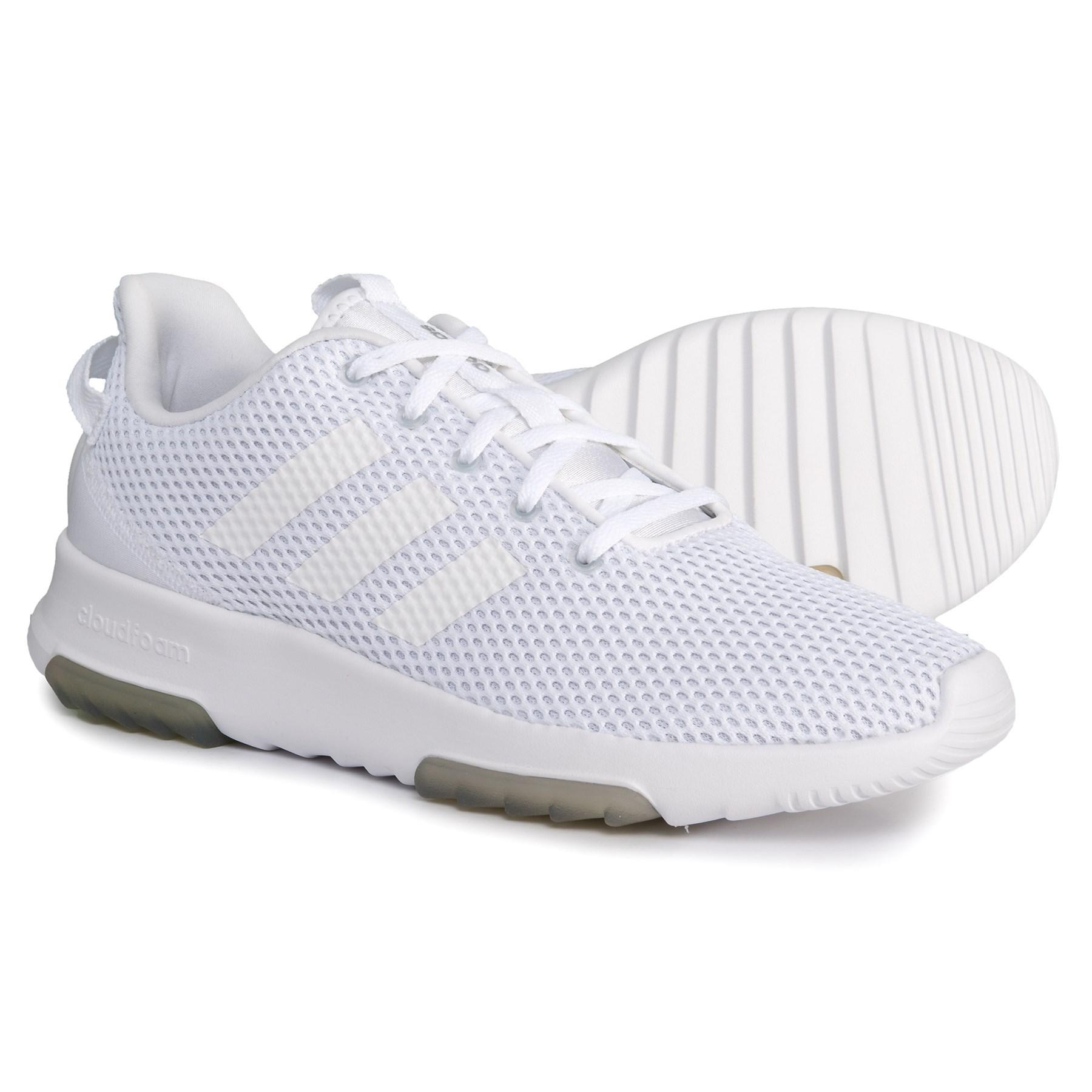 b8baa40154a046 Lyst - adidas Neo Cloudfoam® Racer Tr Running Sneakers (for Women ...