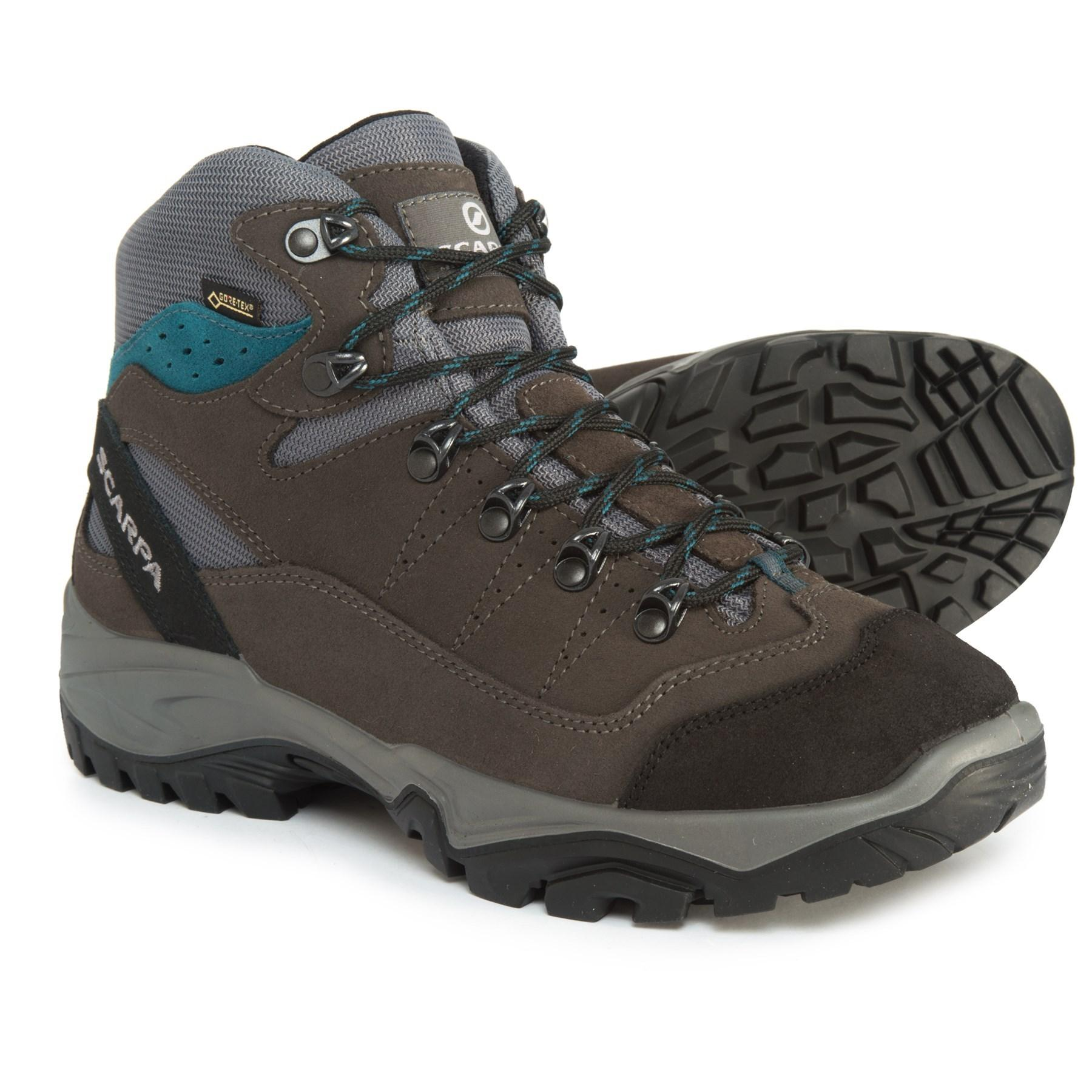 fc94ef2f36f SCARPA Made In Italy Mistral Gore-tex® Hiking Boots in Gray for Men ...
