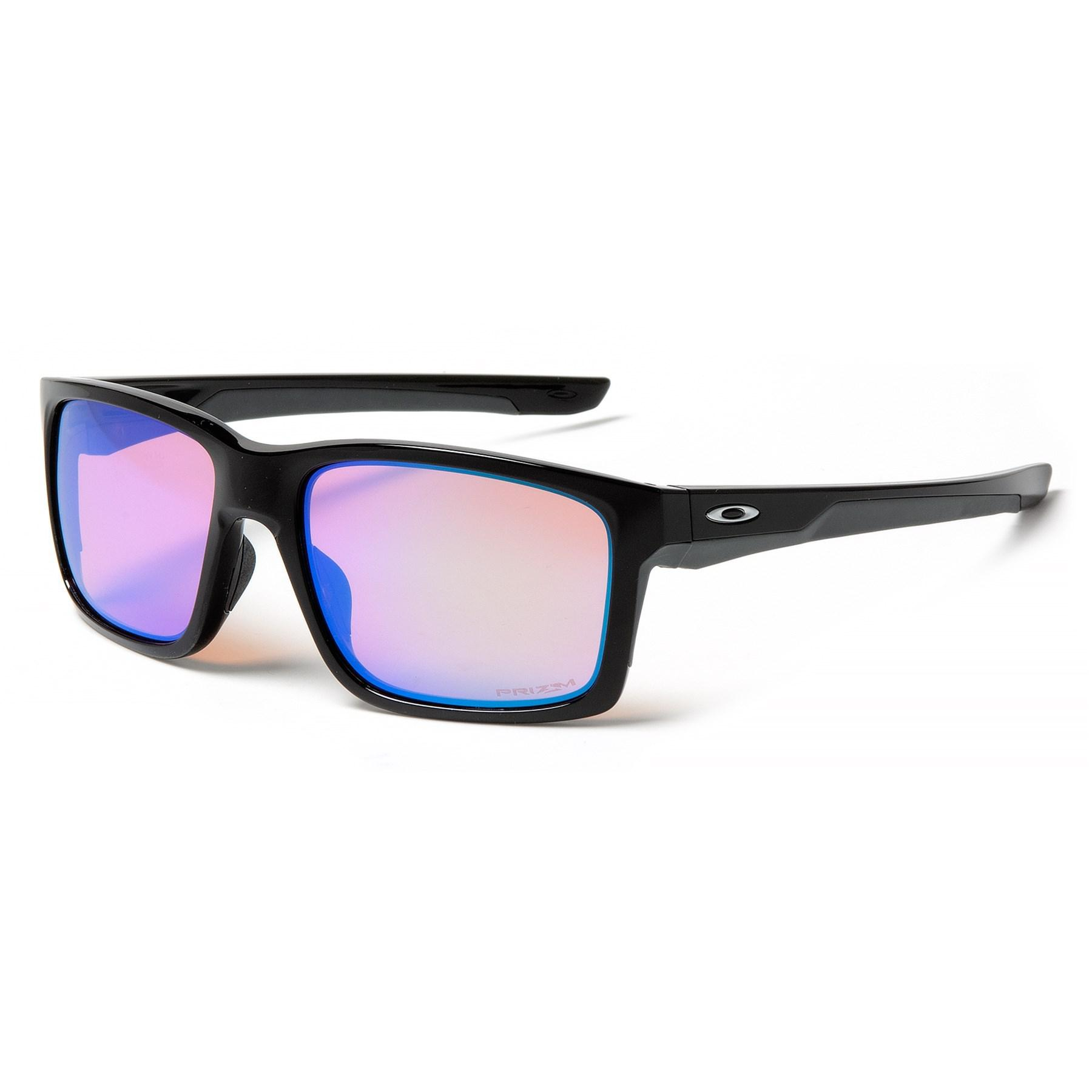 8efb25be1ac Lyst - Oakley Mainlink Prizm® Sunglasses (for Men) in Black for Men