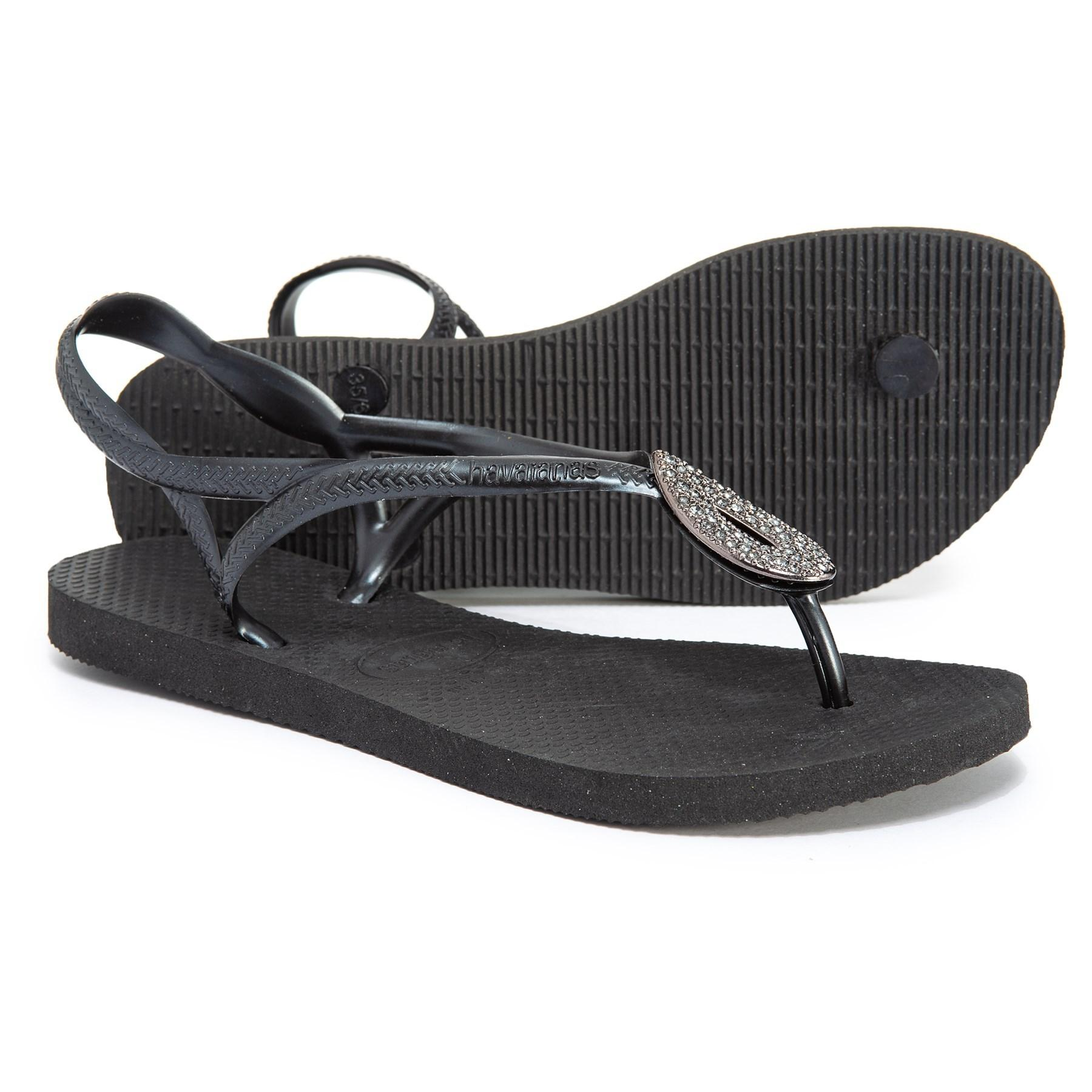 1eb8682aa Lyst - Havaianas Luna Special Flip-flops (for Women)