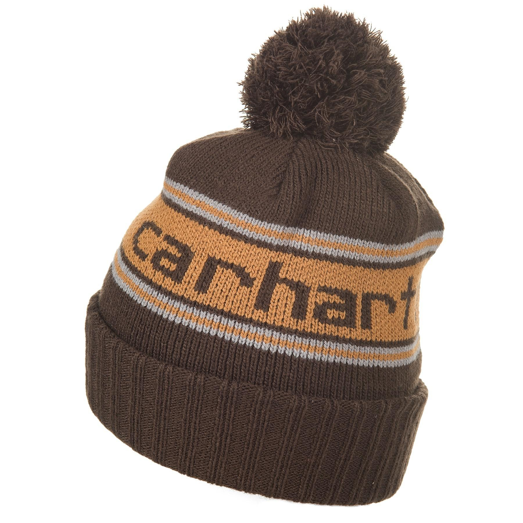 Lyst - Carhartt Rexburg Hat (for Men) in Brown for Men 0020c51bf42