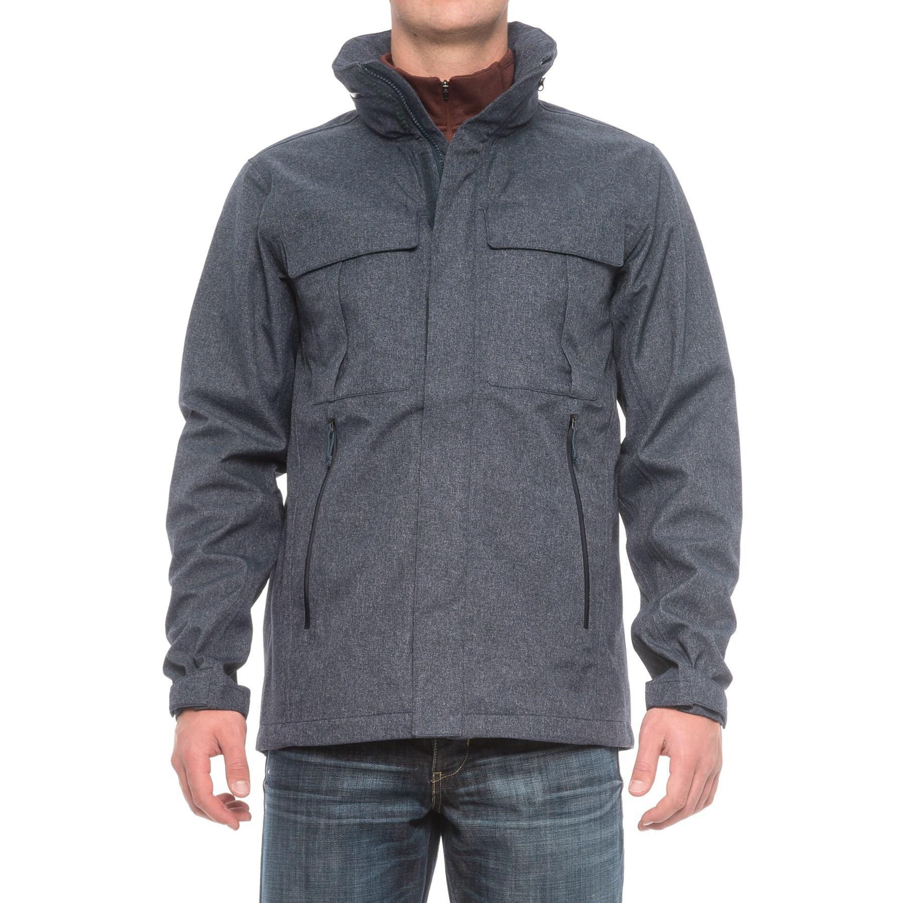 09f0d2ac8 The North Face Kassler Field Jacket in Blue for Men - Lyst
