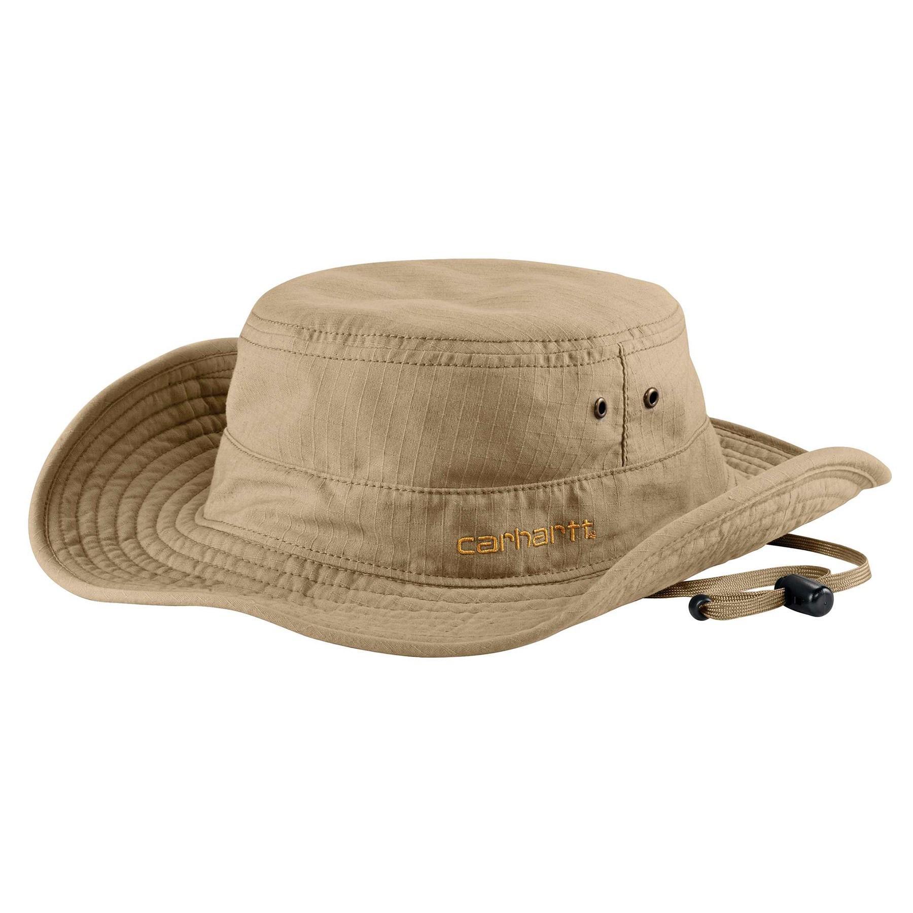 Lyst - Carhartt Billings Brimmed Safari Hat (for Men) in Natural for Men d38d17866b0