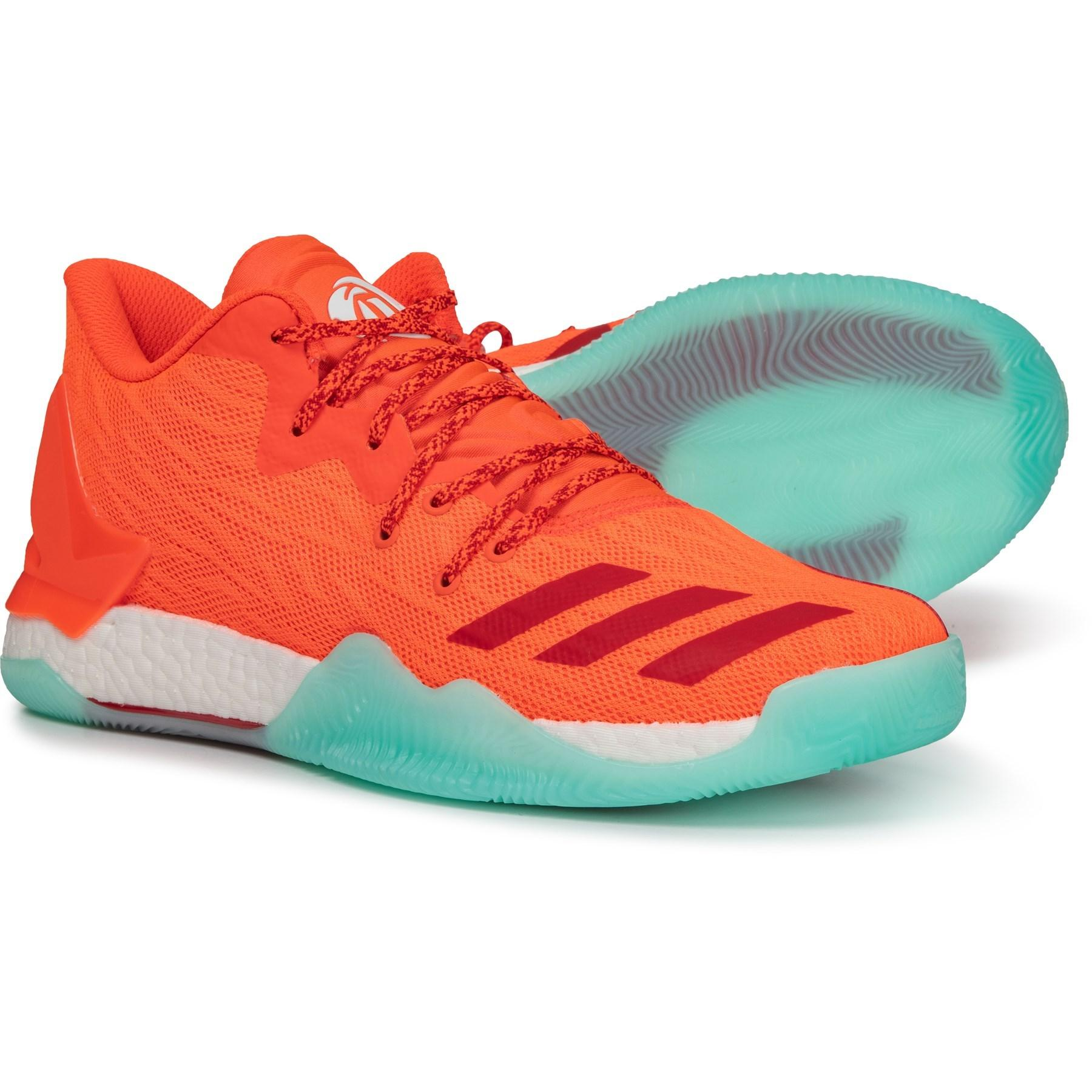 845ead720954 Lyst - adidas D Rose 7 Low Basketball Shoes (for Men) in Red for Men