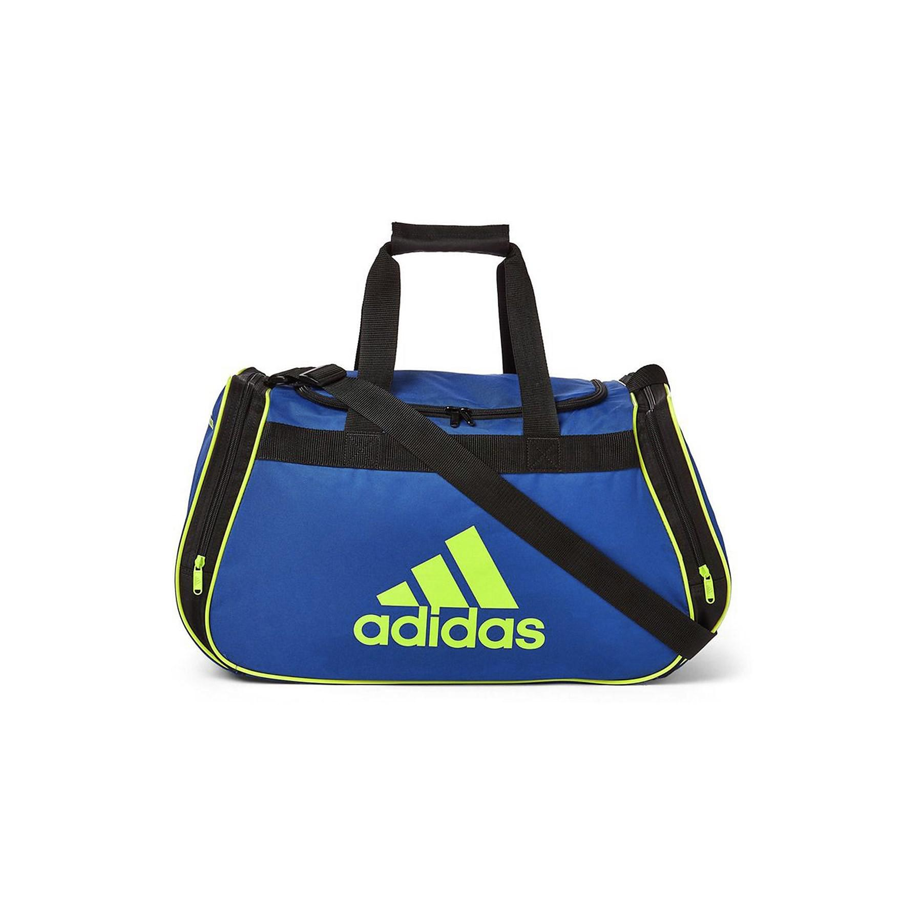 7455809021 Lyst - adidas Diablo Medium Duffel Bag Ii in Blue for Men