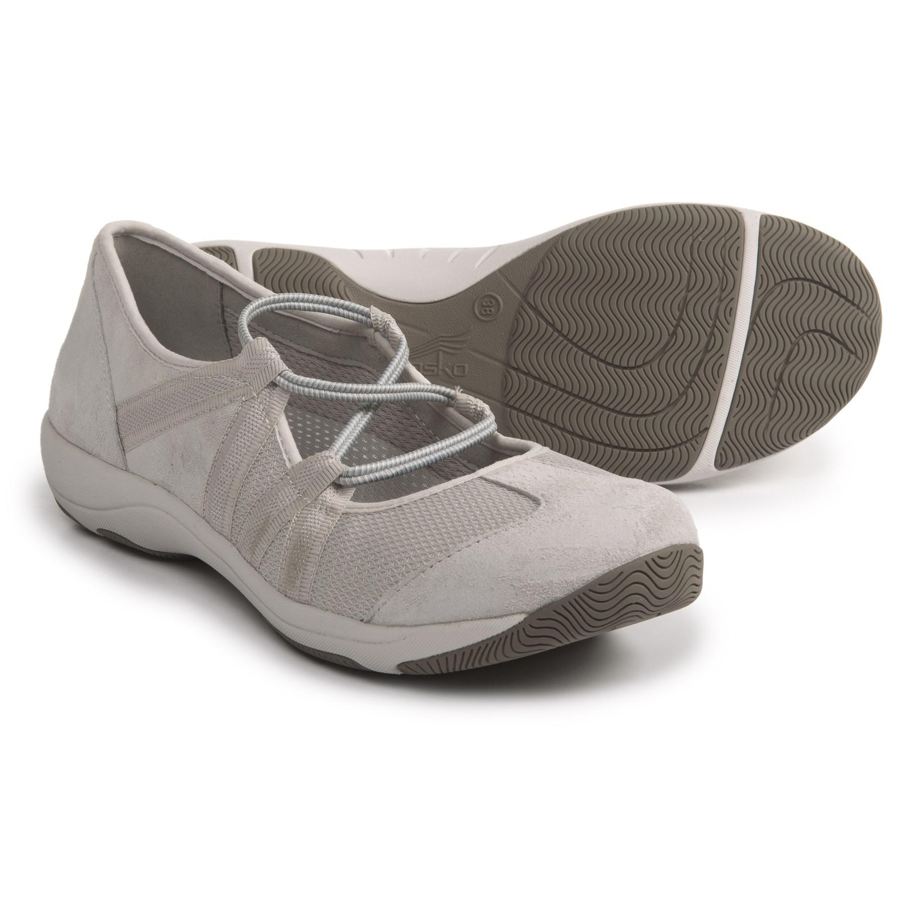 da1b092bf1b8 Lyst - Dansko Honey Athletic Mary Jane Shoes in Gray