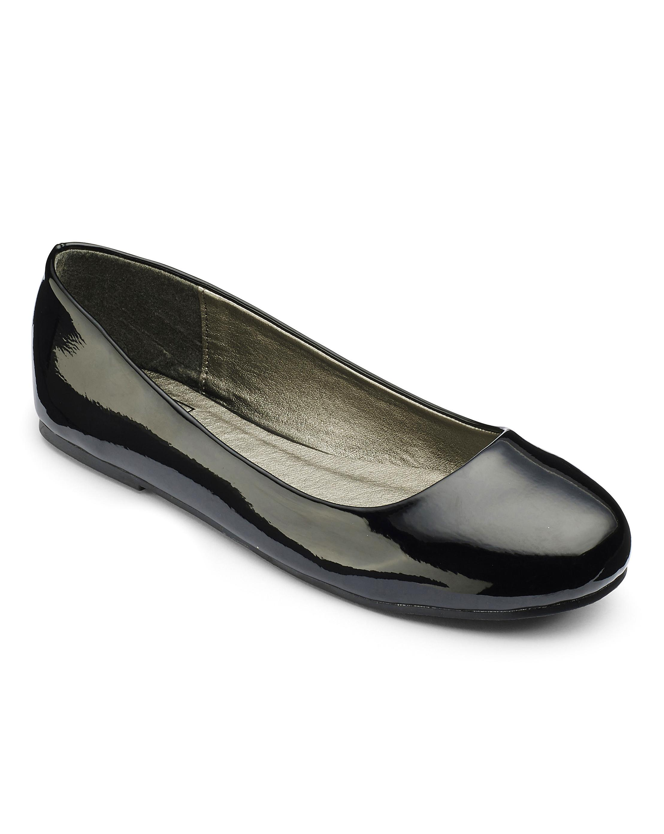 Womens Sole Diva Bug Detail Shoes Simply Be