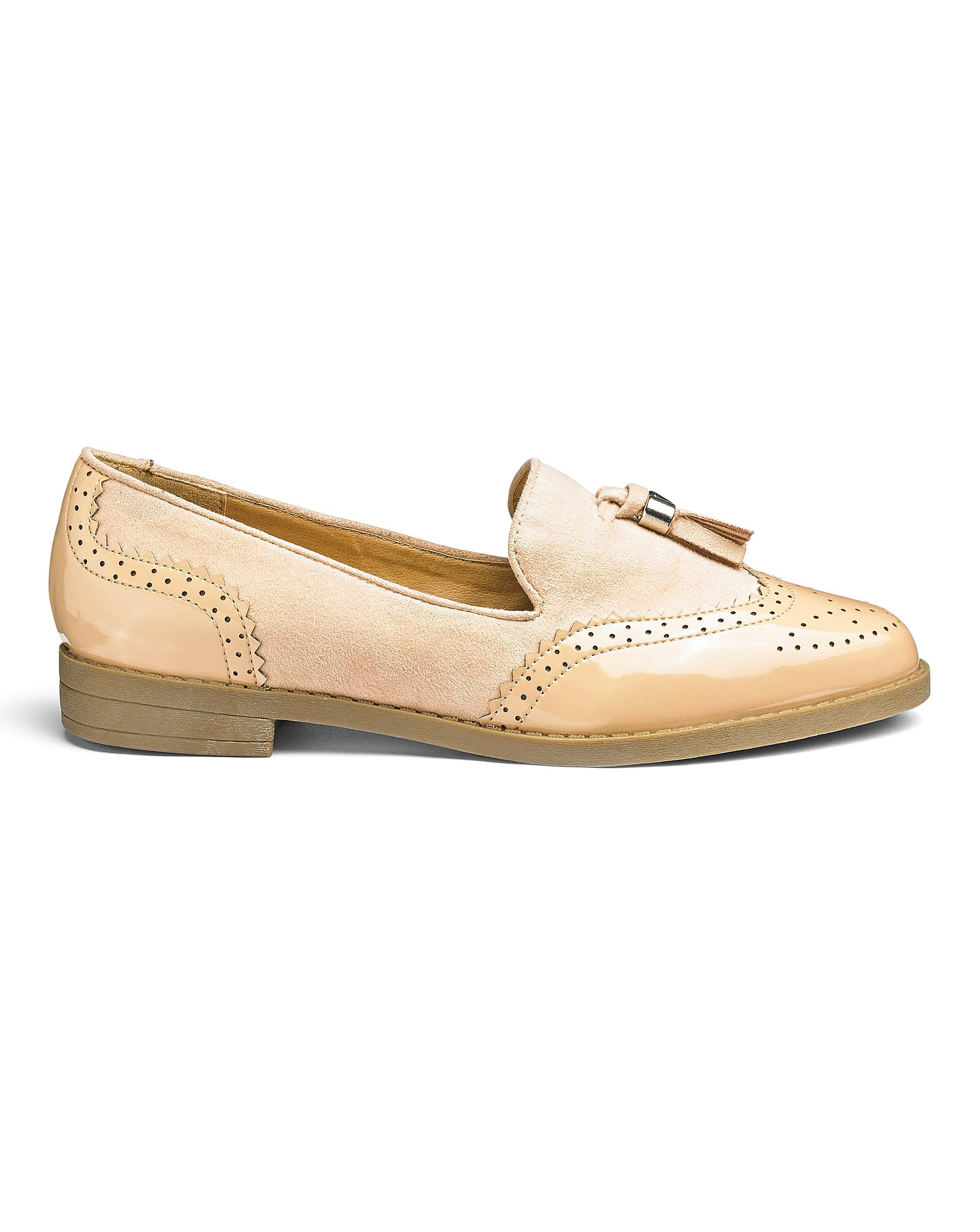 Sole Diva Tassel Loafers
