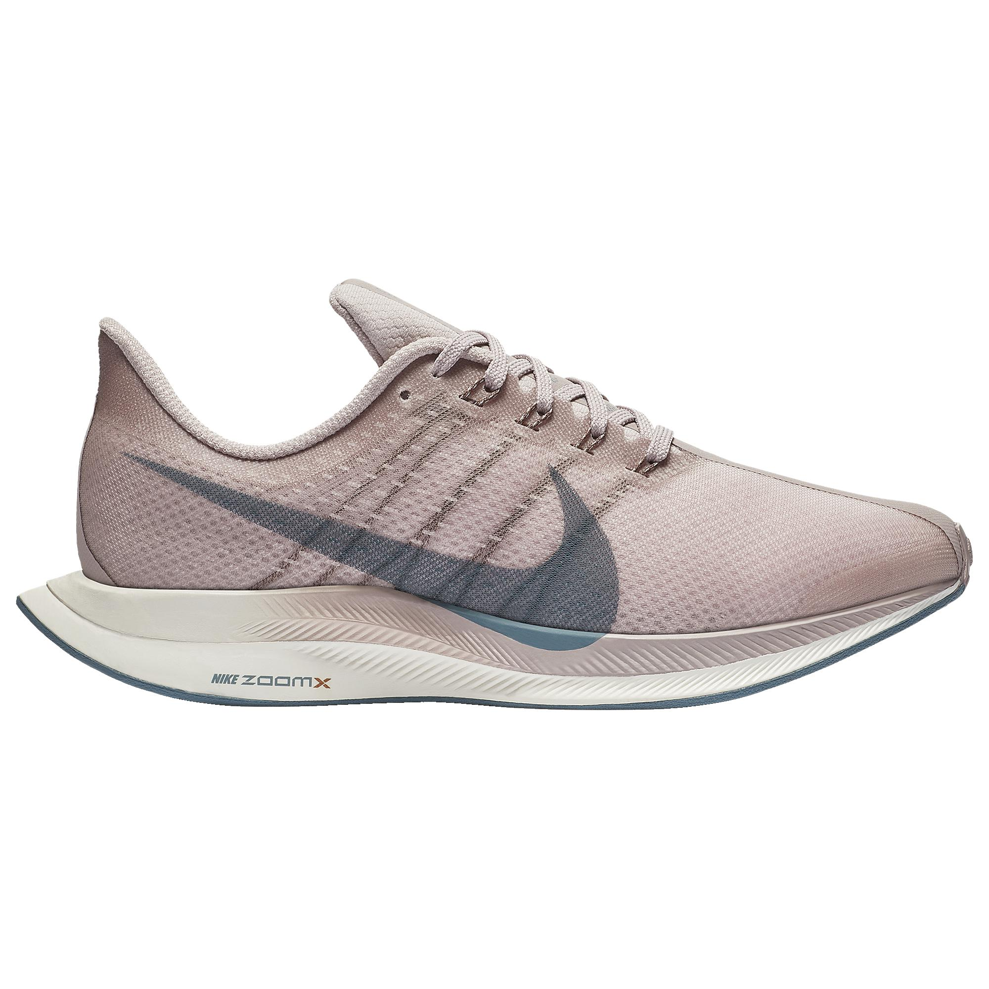 on sale 31c57 a5cf7 Nike. Women s Gray Air Zoom Pegasus 35 Turbo