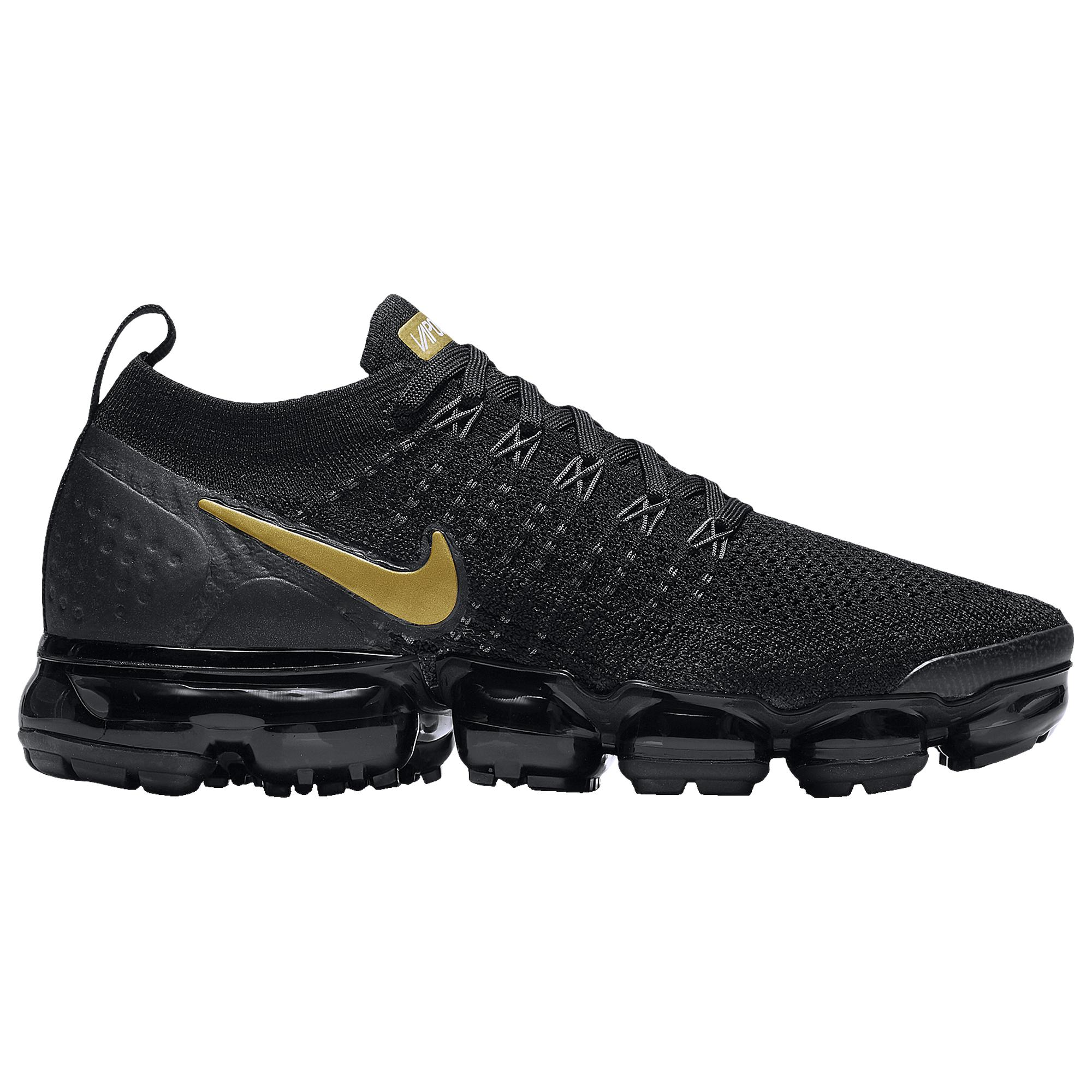 7c72ee83e790 Lyst - Nike Air Vapormax Flyknit 2 in Black - Save 19%