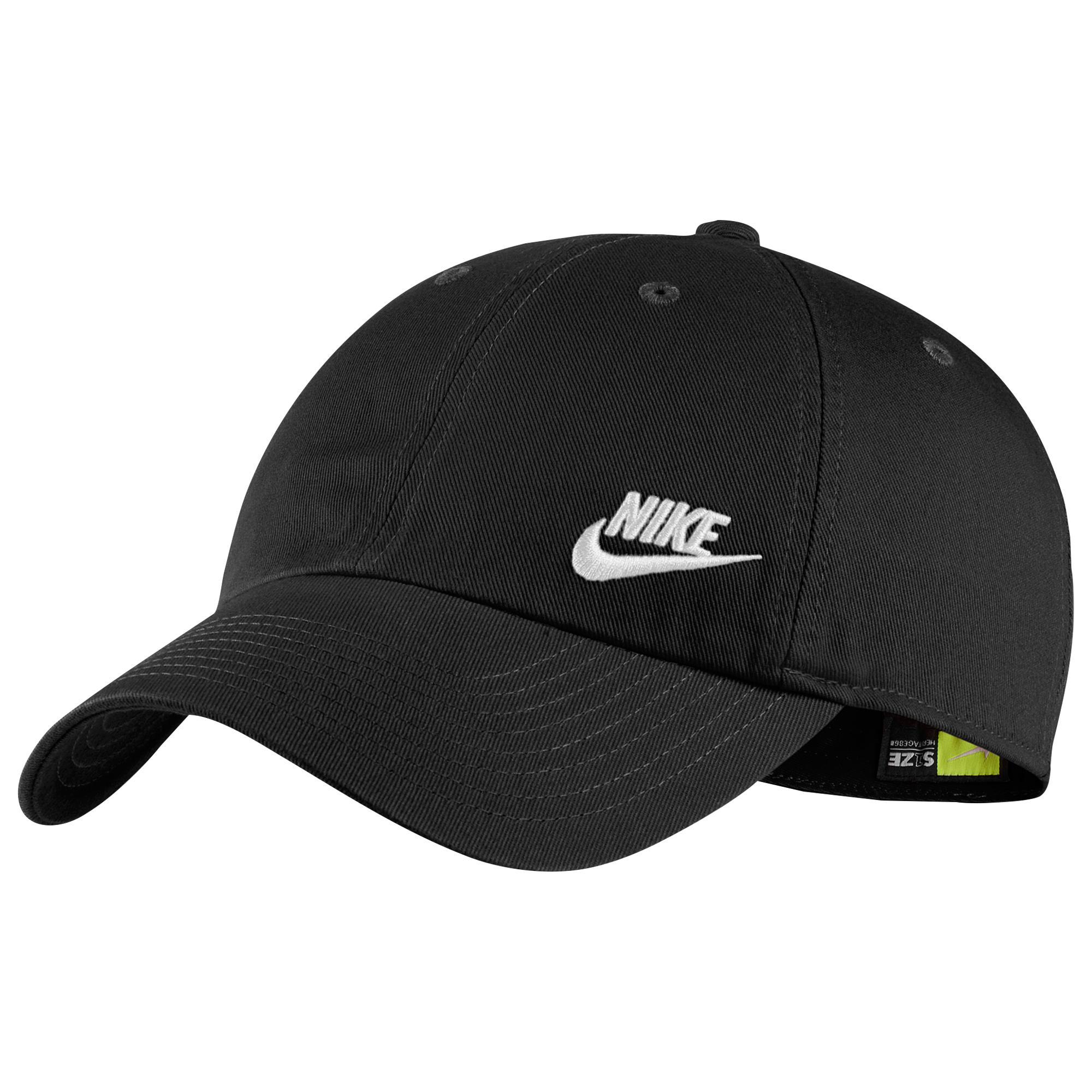 d667cb4ce70 Lyst - Nike H86 Futura Classic Cap in Black