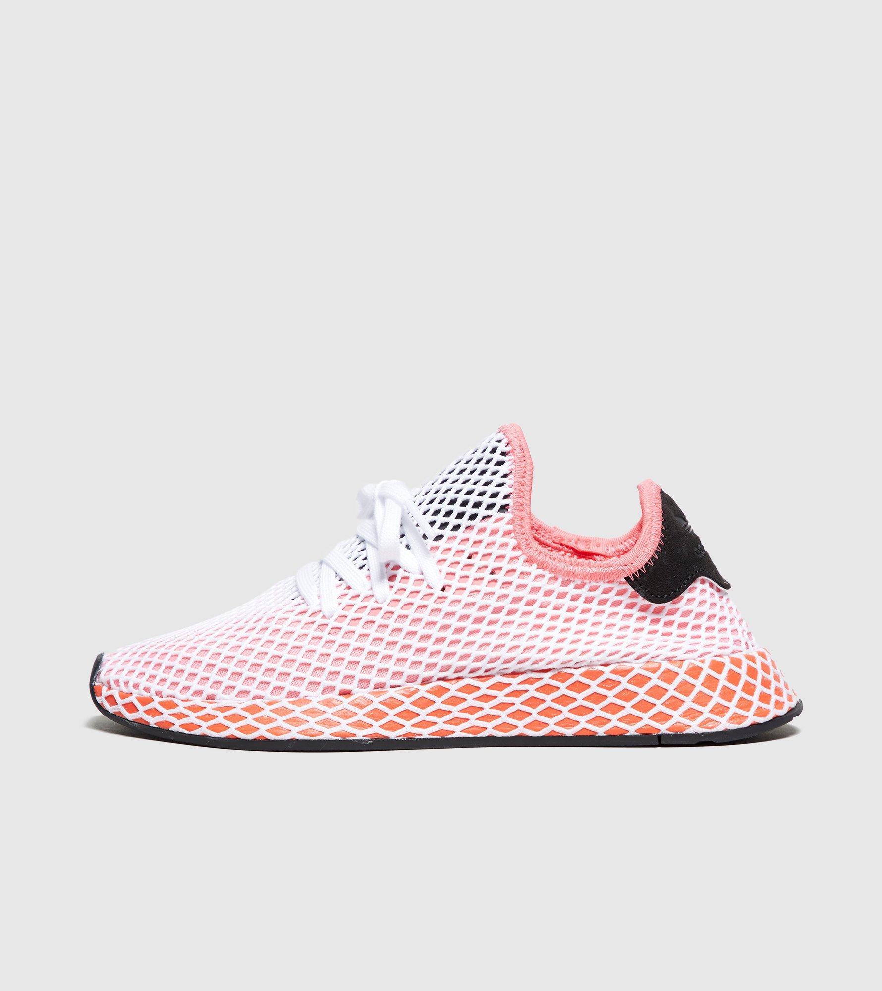 adidas Originals Rubber Deerupt Women's in Pink - Lyst
