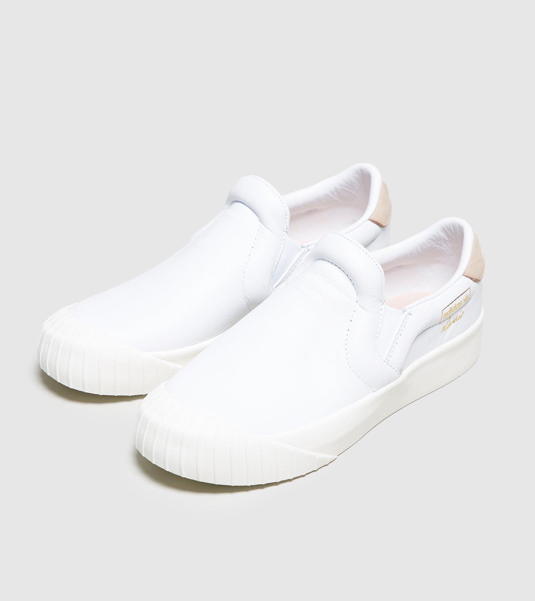 Lyst - adidas Originals Everyn Slip-on Women s in White a06948526