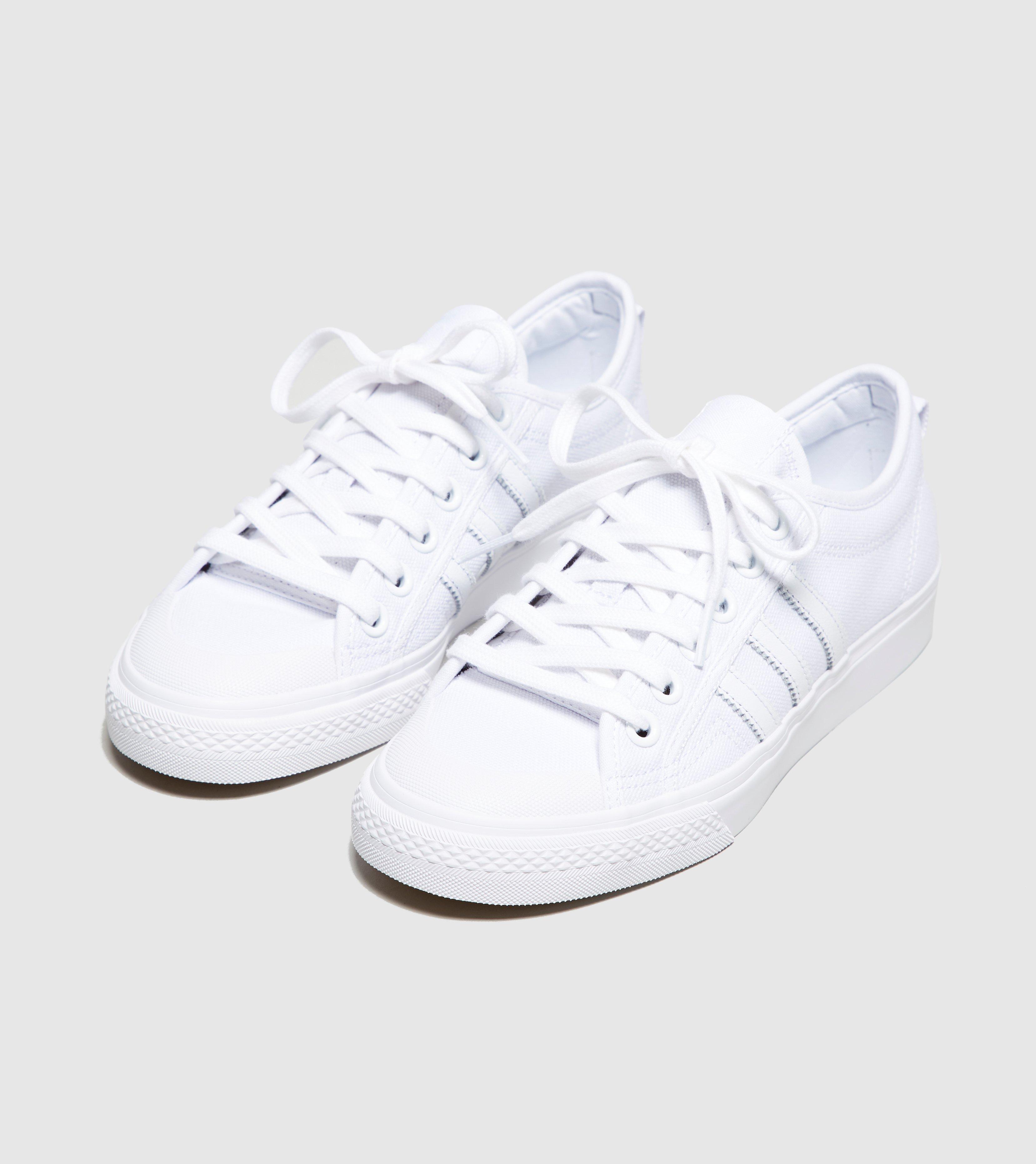 Lyst - adidas Originals Nizza Women s in White f9038909d