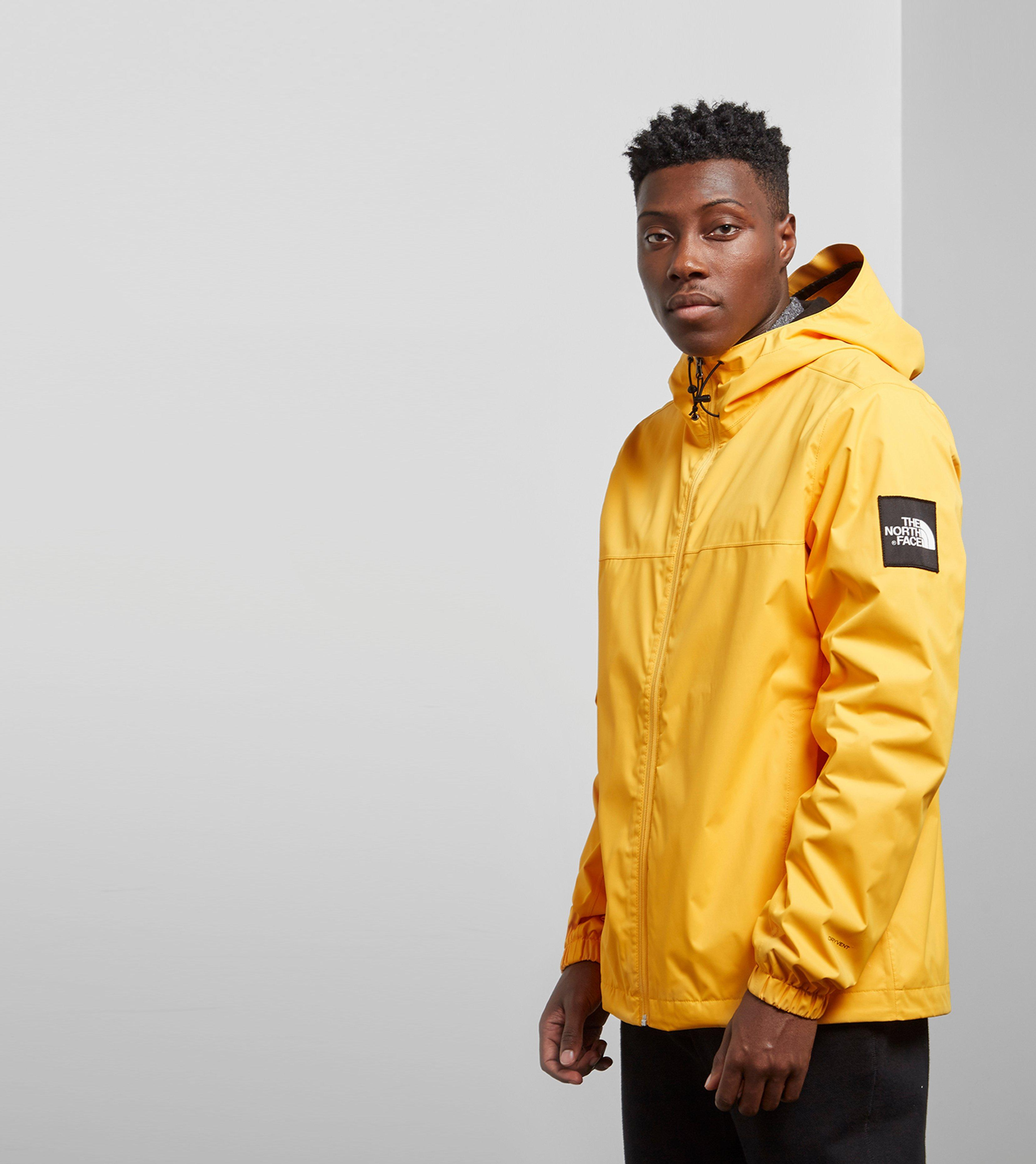 378ade9b4fa7 ... free shipping lyst the north face mountain quest jacket in yellow for  men c63c2 90c68 norway dark ...
