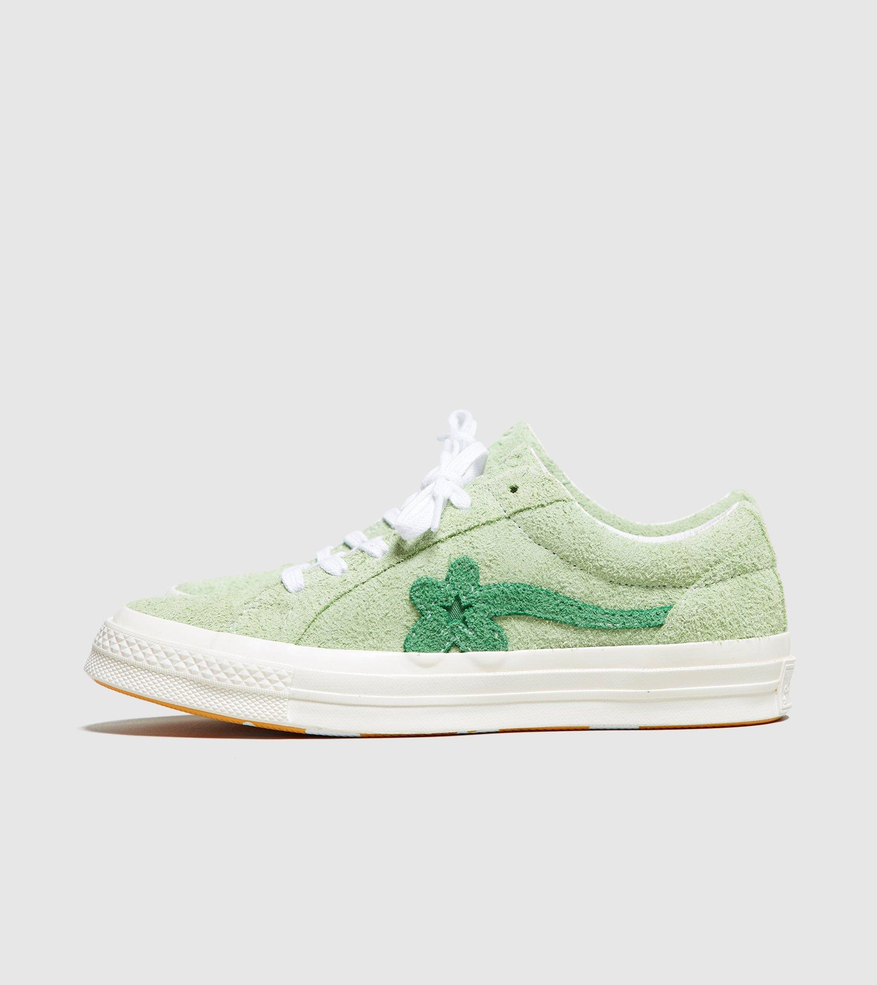 Versace Purple & Green EfpBLPNxch le FLEUR* Edition EfpBLPNxch 6.1 One Star Sneakers ZWImmplVI