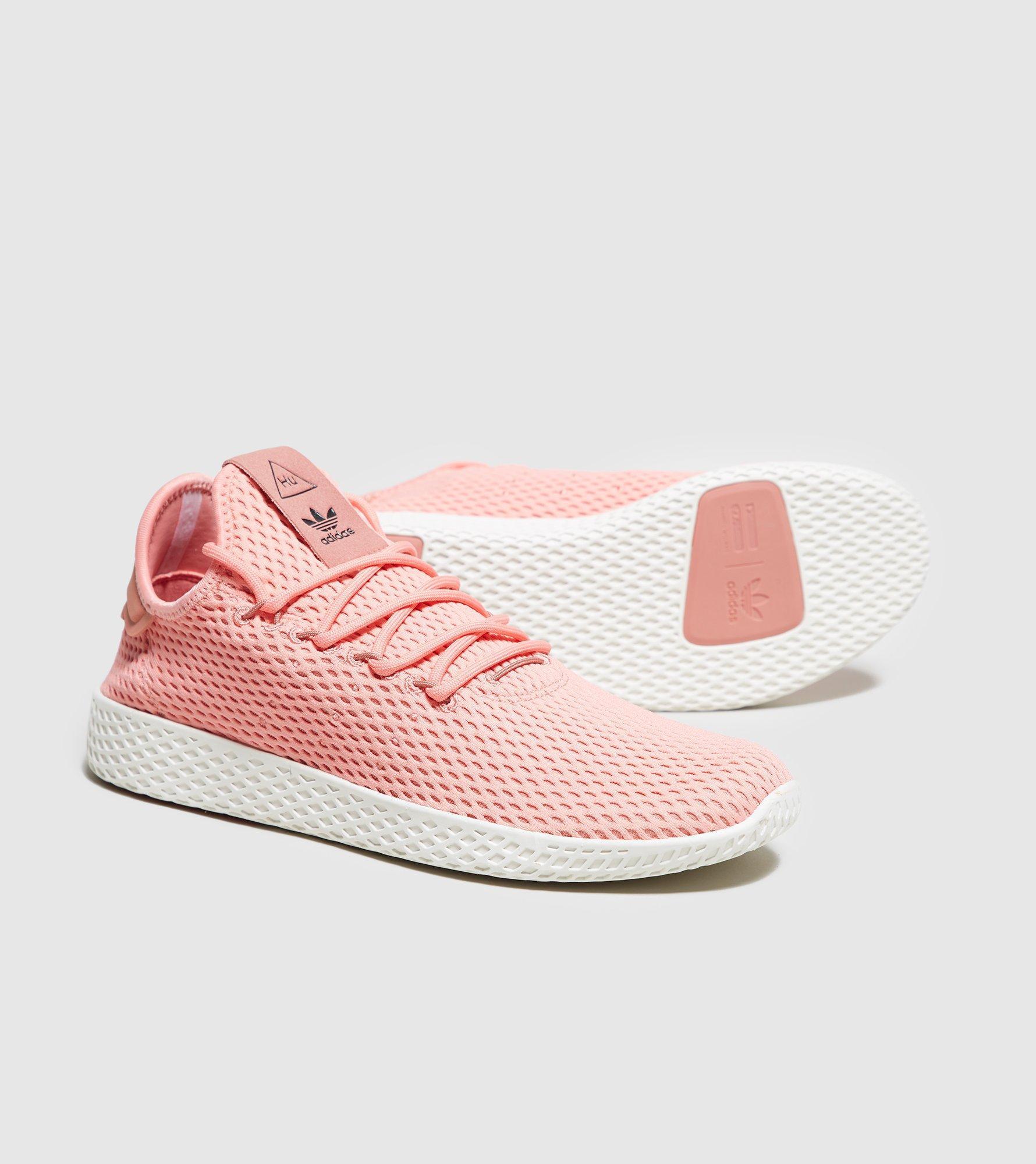 fea4bcc58 Lyst - adidas Originals Pharrell Williams Tennis Hu in Pink