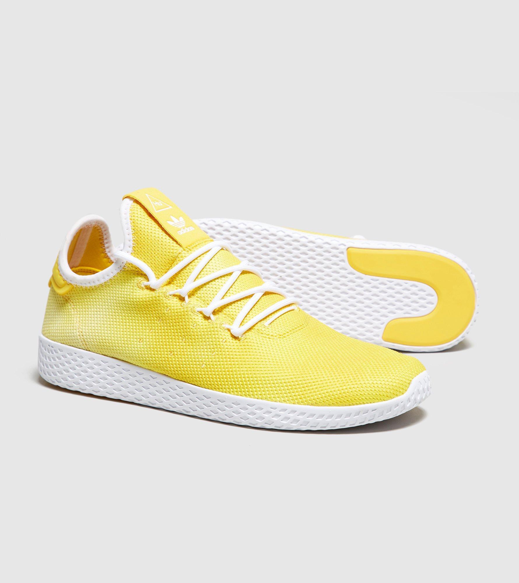 88e29aa21eda8 adidas Originals X Pharrell Williams Holi Tennis Hu in Yellow for ...