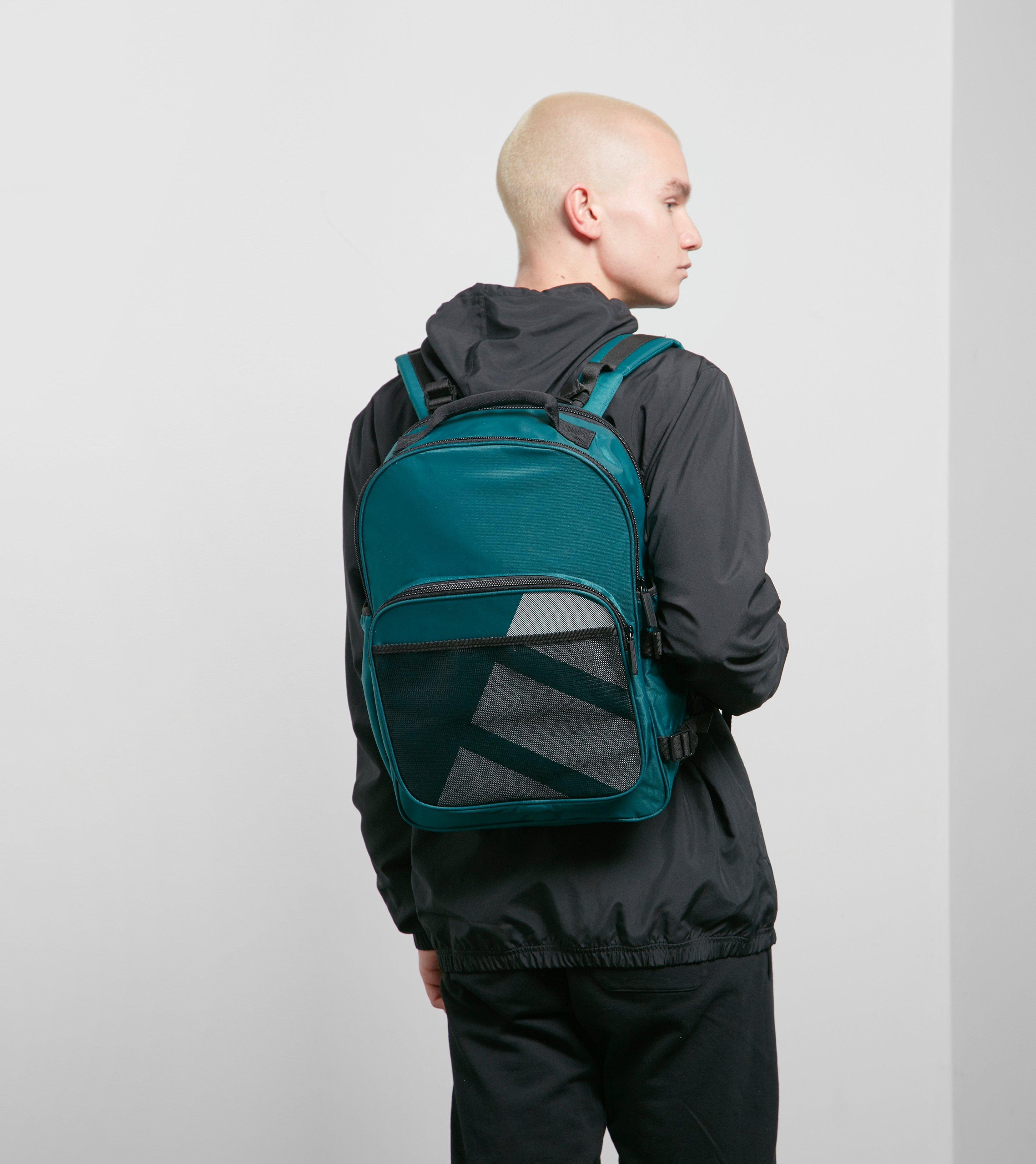 be8e5c5fac0a adidas Originals Adidas Equipment Classic Backpack Mystery Green in ...