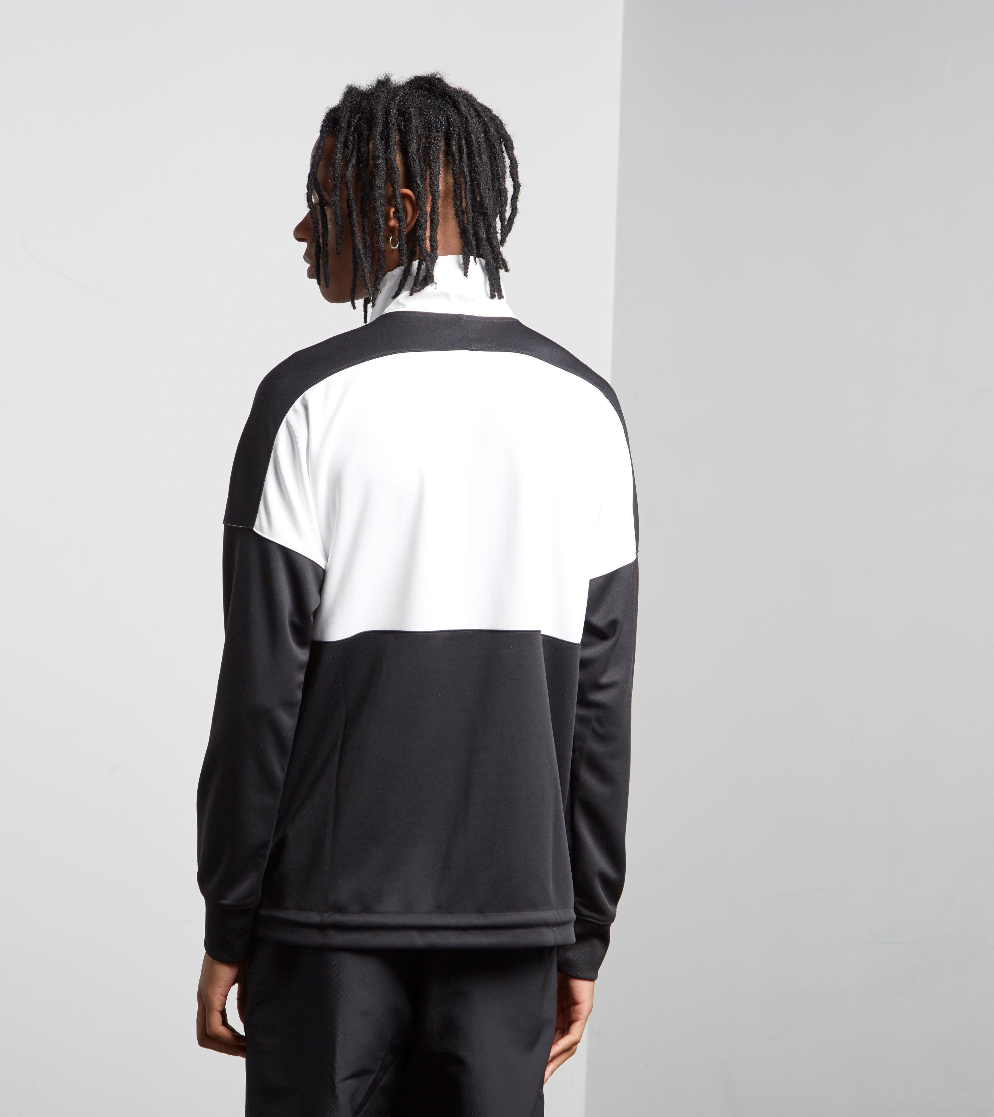 0b9484225 Nike Air Half Zip Top in White for Men - Lyst