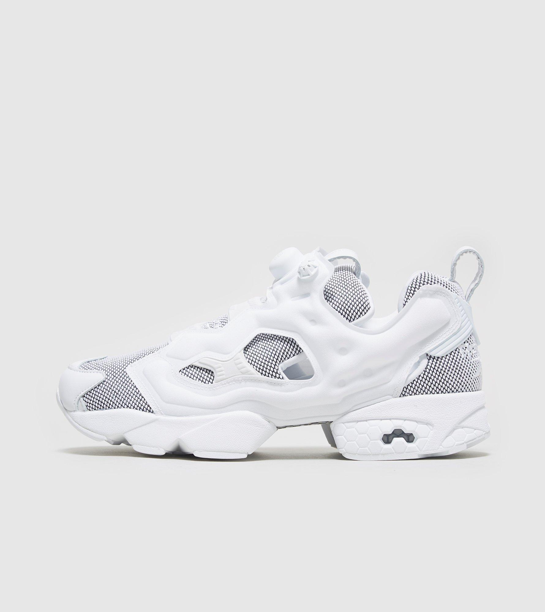 3658c13e1cc5 Lyst - Reebok Instapump Fury Woven - Size  Exclusive in White
